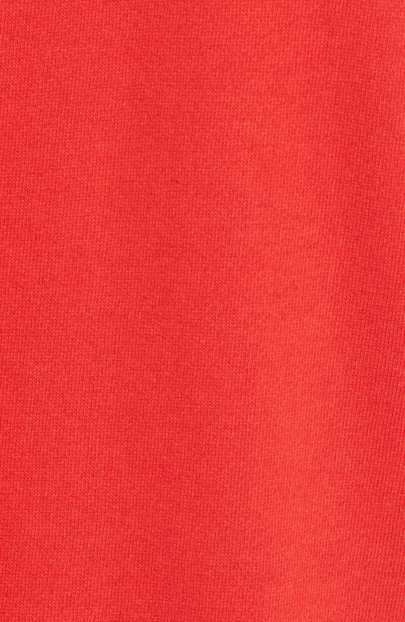 Alternate Image 5  - The Rail Fleece One-Piece Pajamas