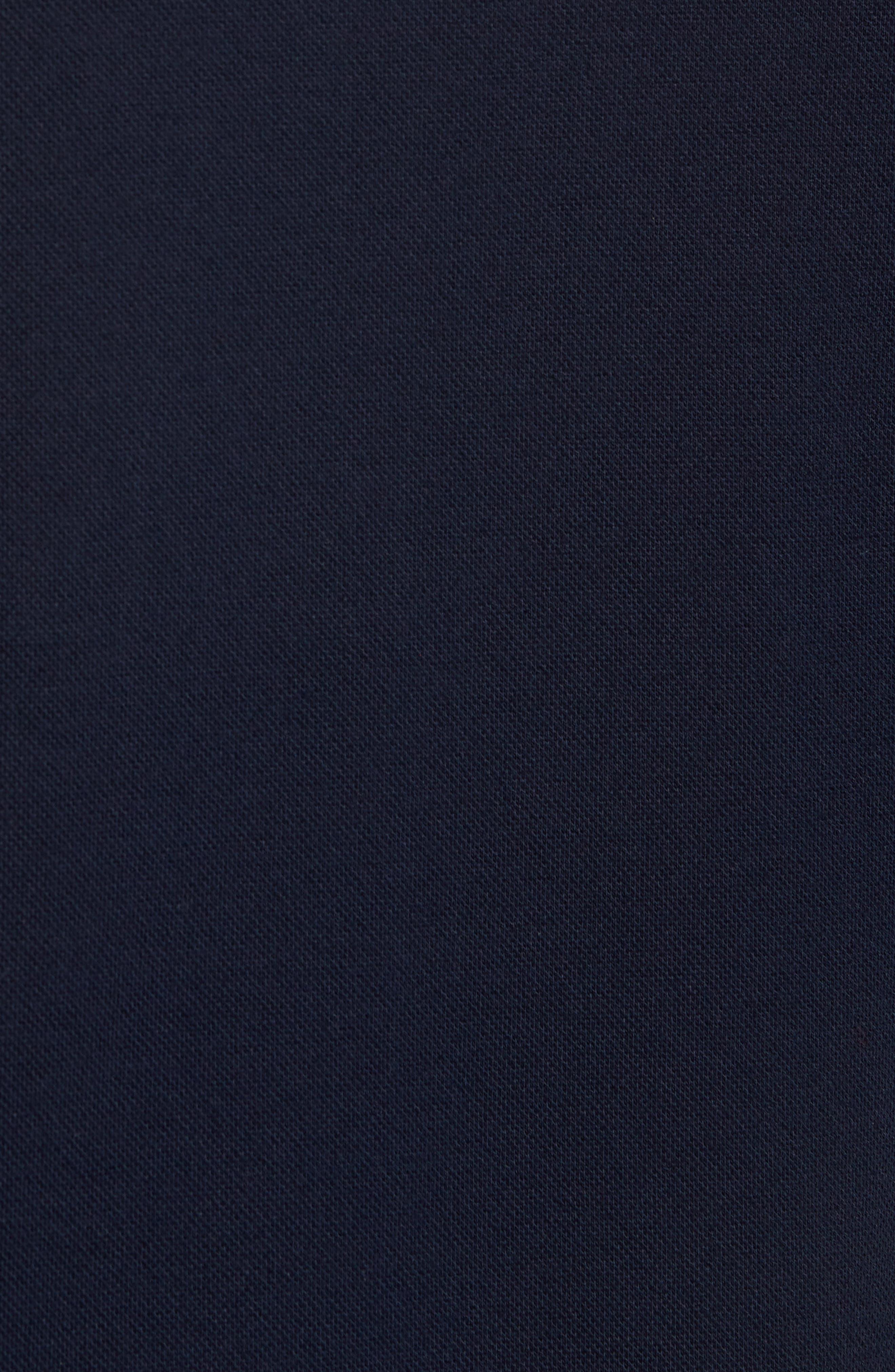Alternate Image 5  - BOSS Pleins Slim Fit Long Sleeve Polo