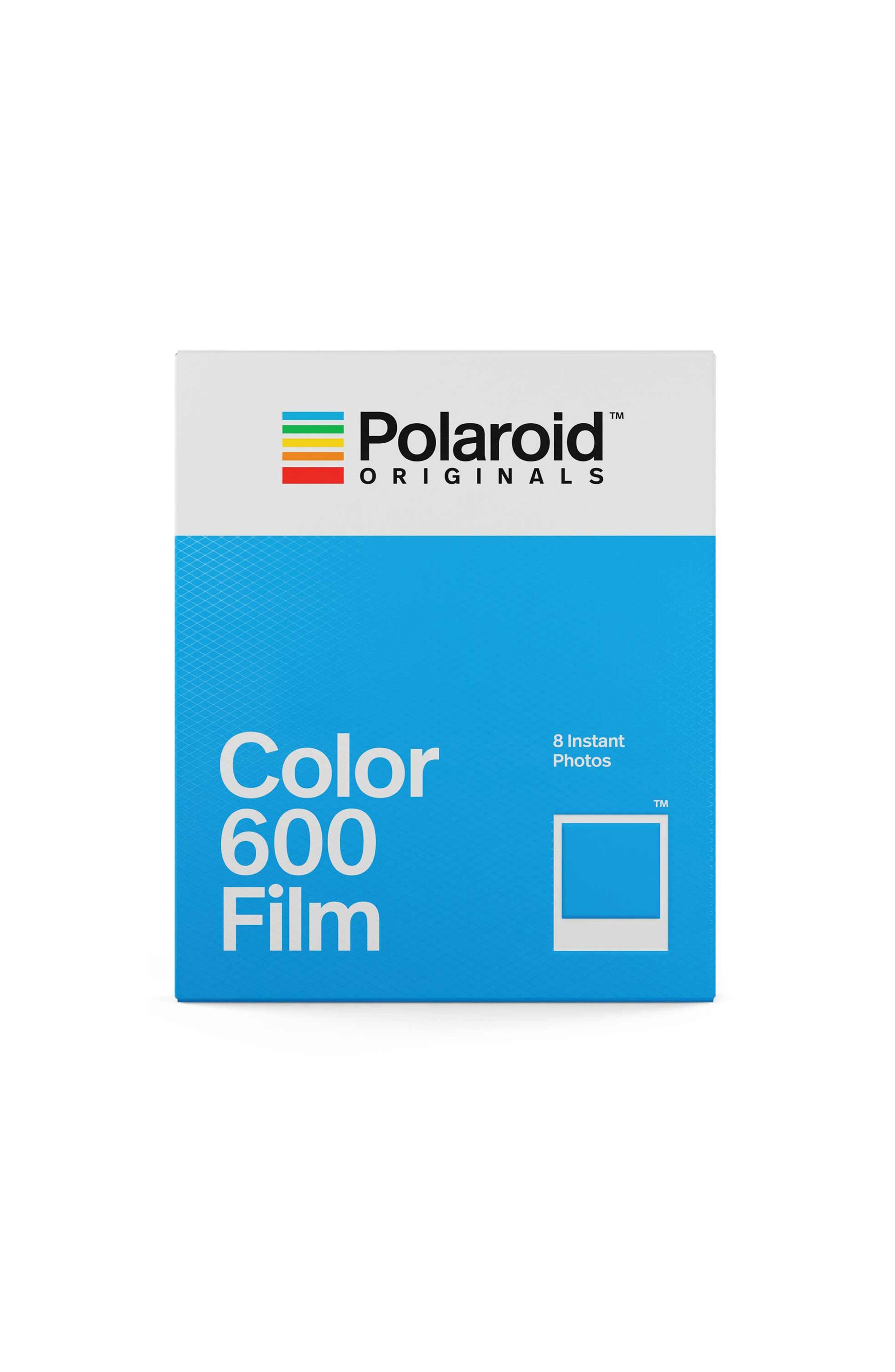 Originals 600 Color Instant Film,                             Main thumbnail 1, color,                             None