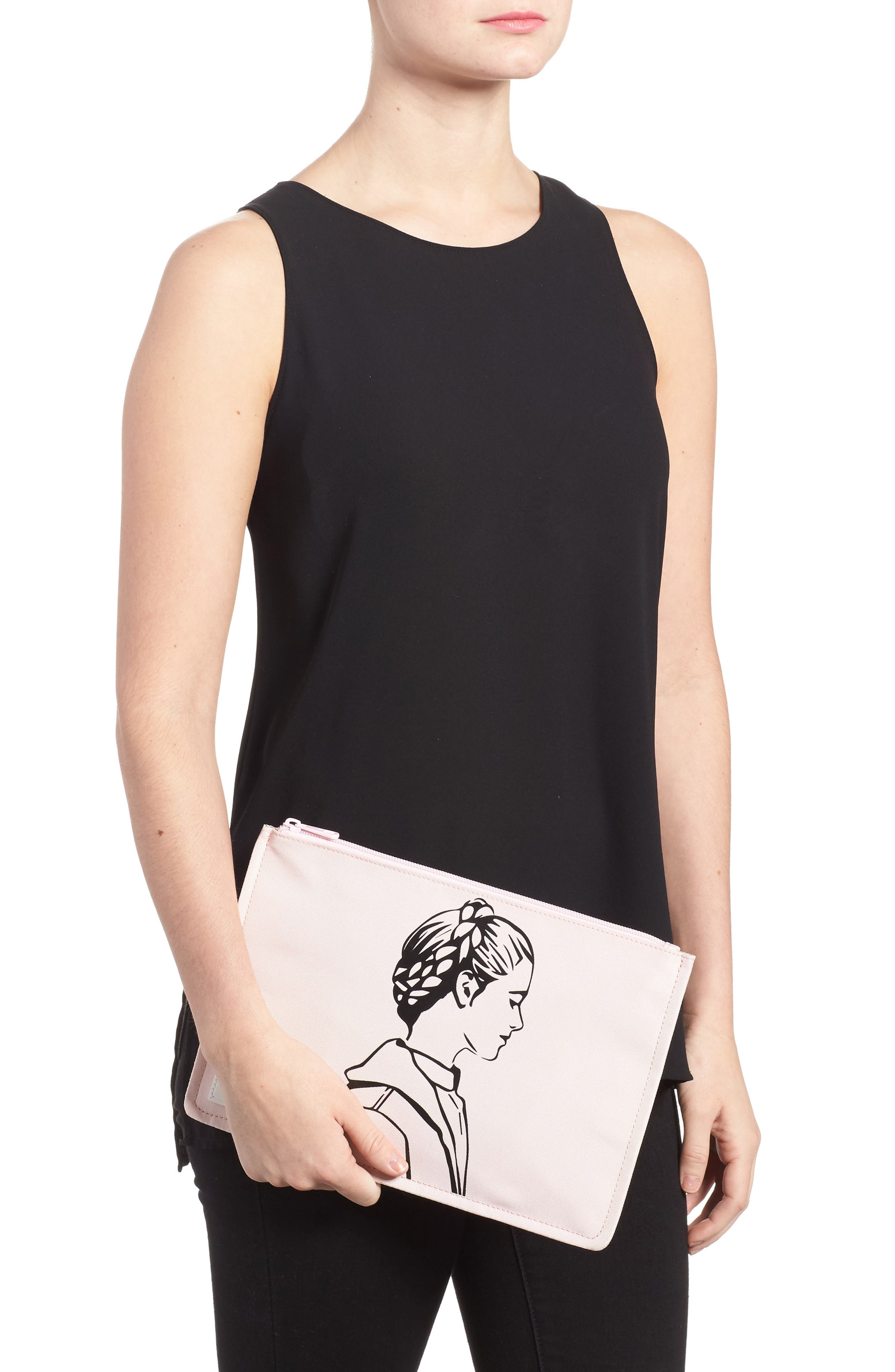 Alternate Image 2  - STATE Bags Star Wars - Princess Leia Laurel Pouch