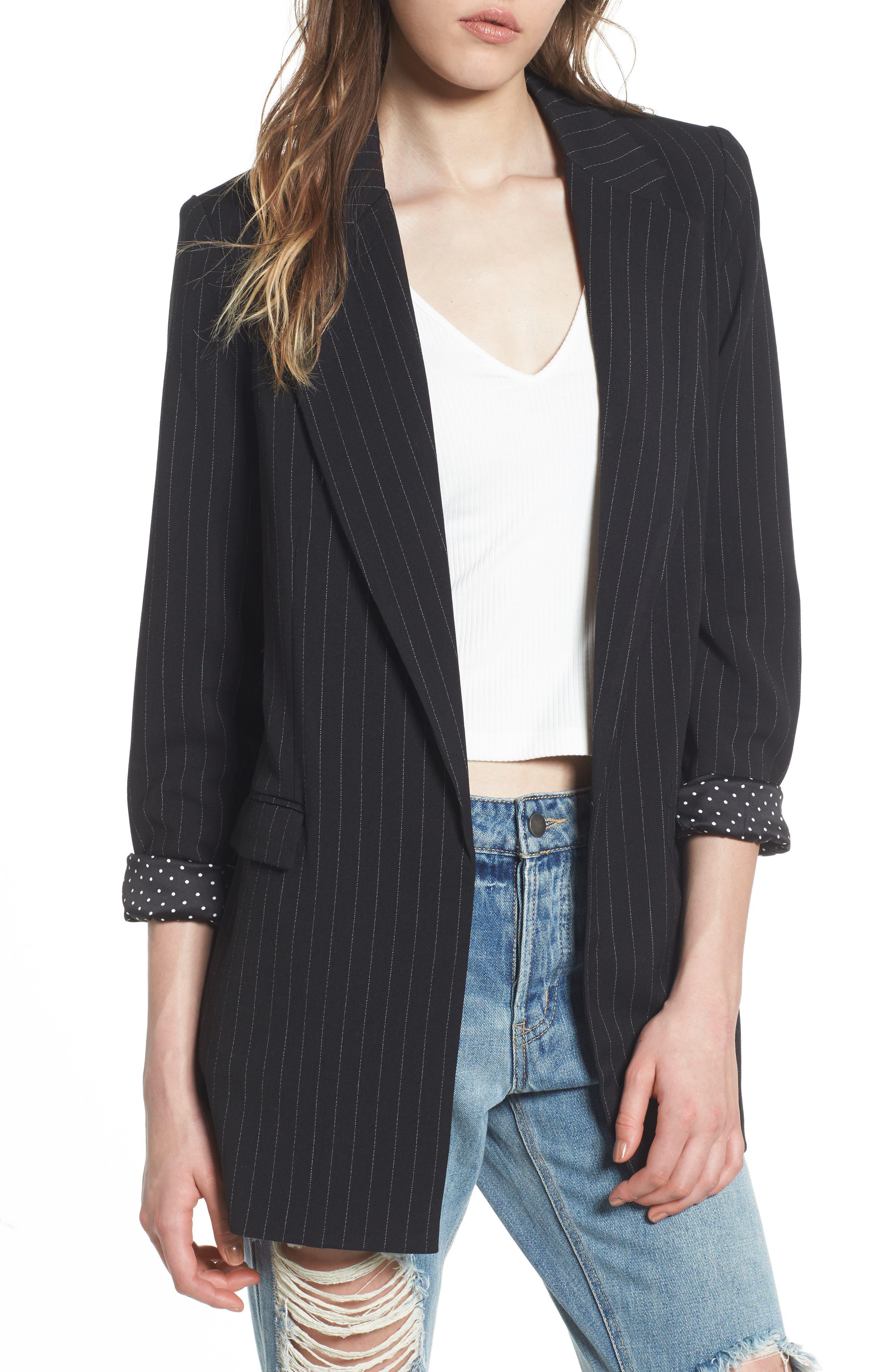 Nova Oversize Blazer,                             Main thumbnail 1, color,                             Menswear Suiting