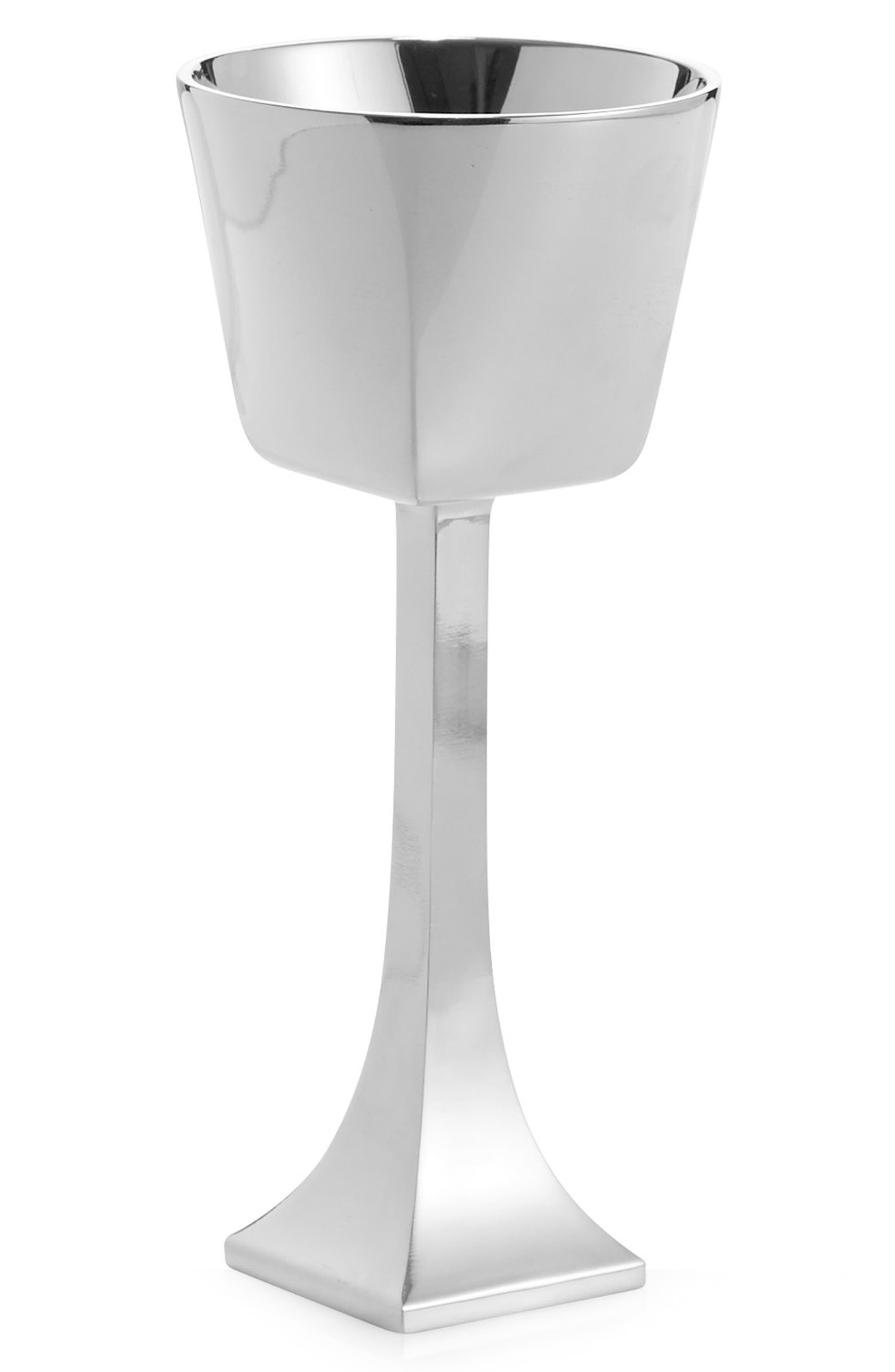 Geo Kiddush Cup,                         Main,                         color, Silver