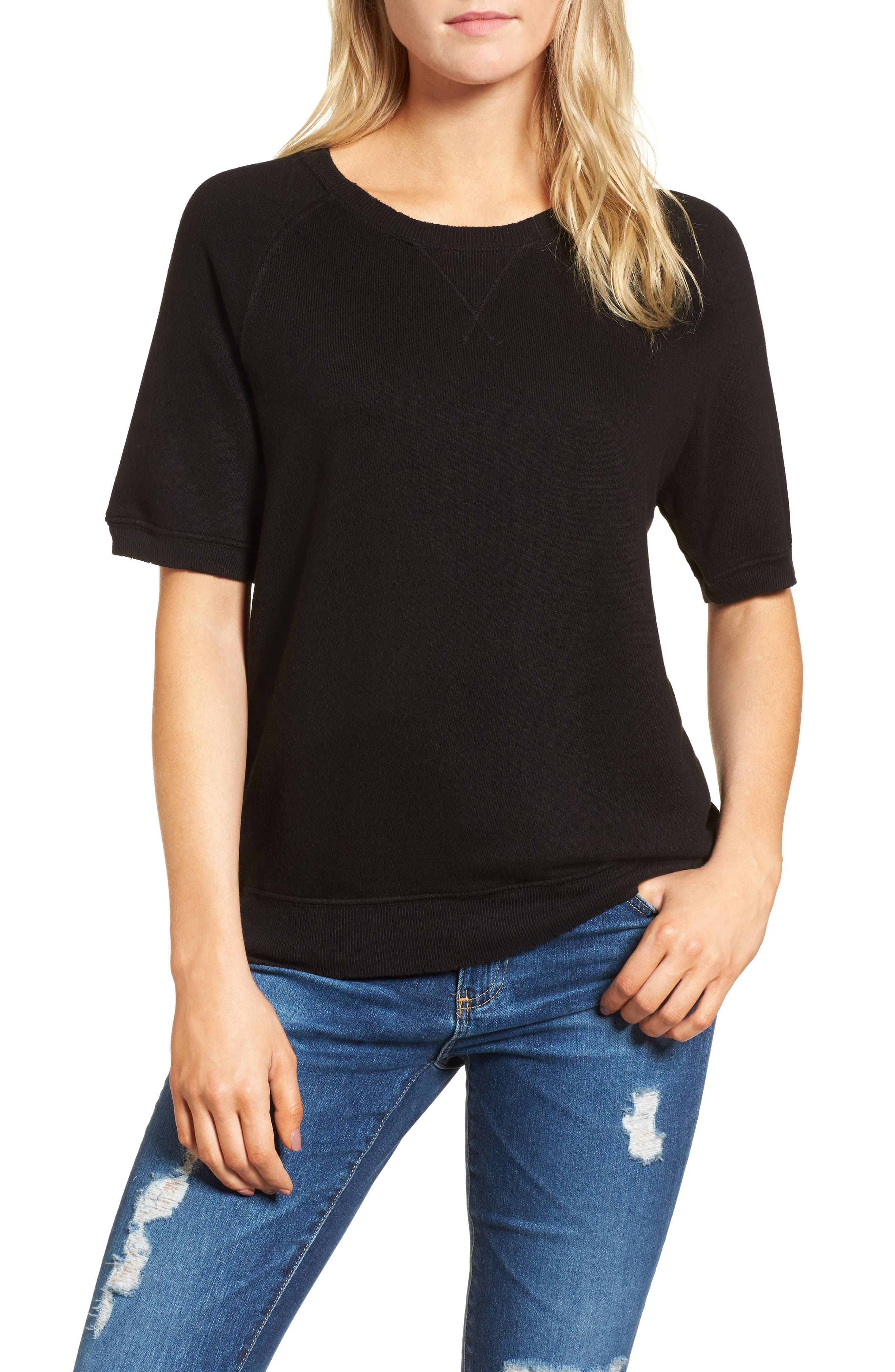 Alternate Image 1 Selected - n:PHILANTHROPY Ace Sweatshirt