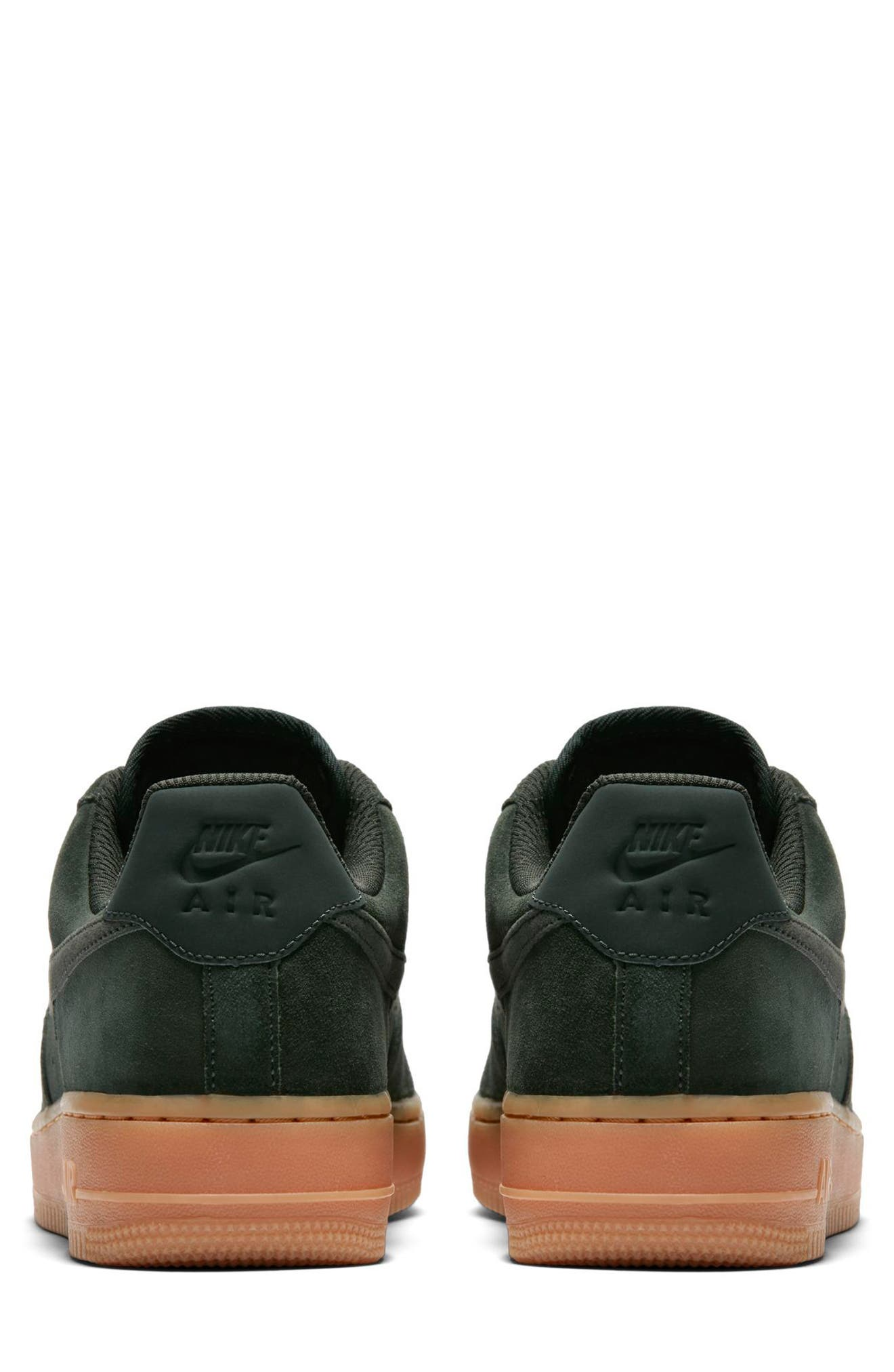 Air Force 1 '07 SE Sneaker,                             Alternate thumbnail 4, color,                             Outdoor Green/ Outdoor Green
