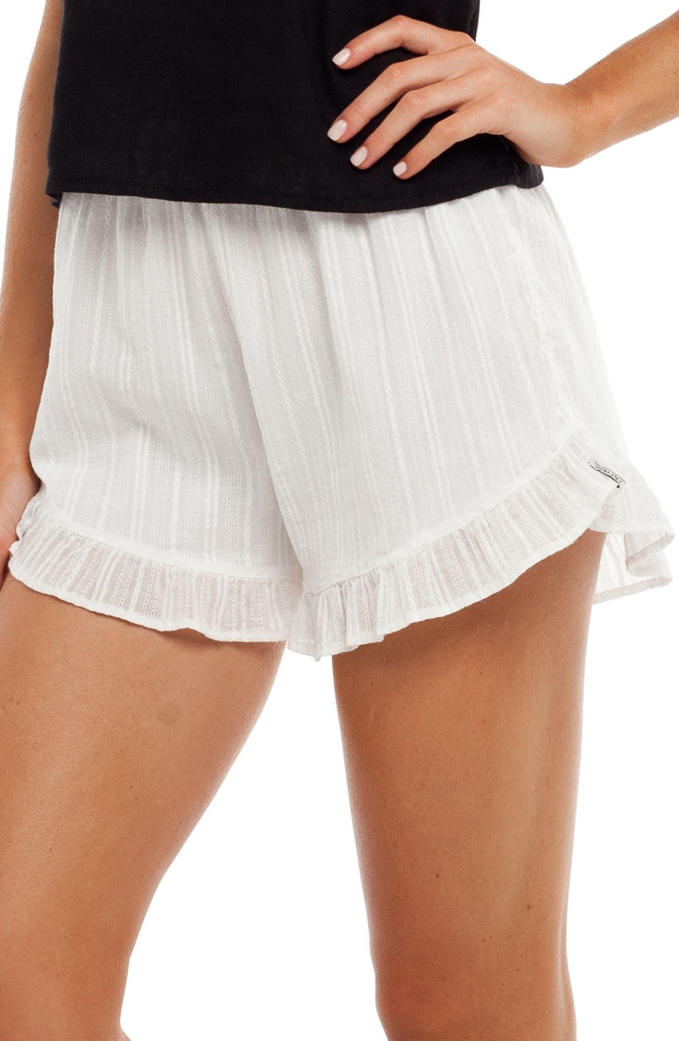 Alternate Image 3  - Rhythm Daydreamer Cover-Up Shorts