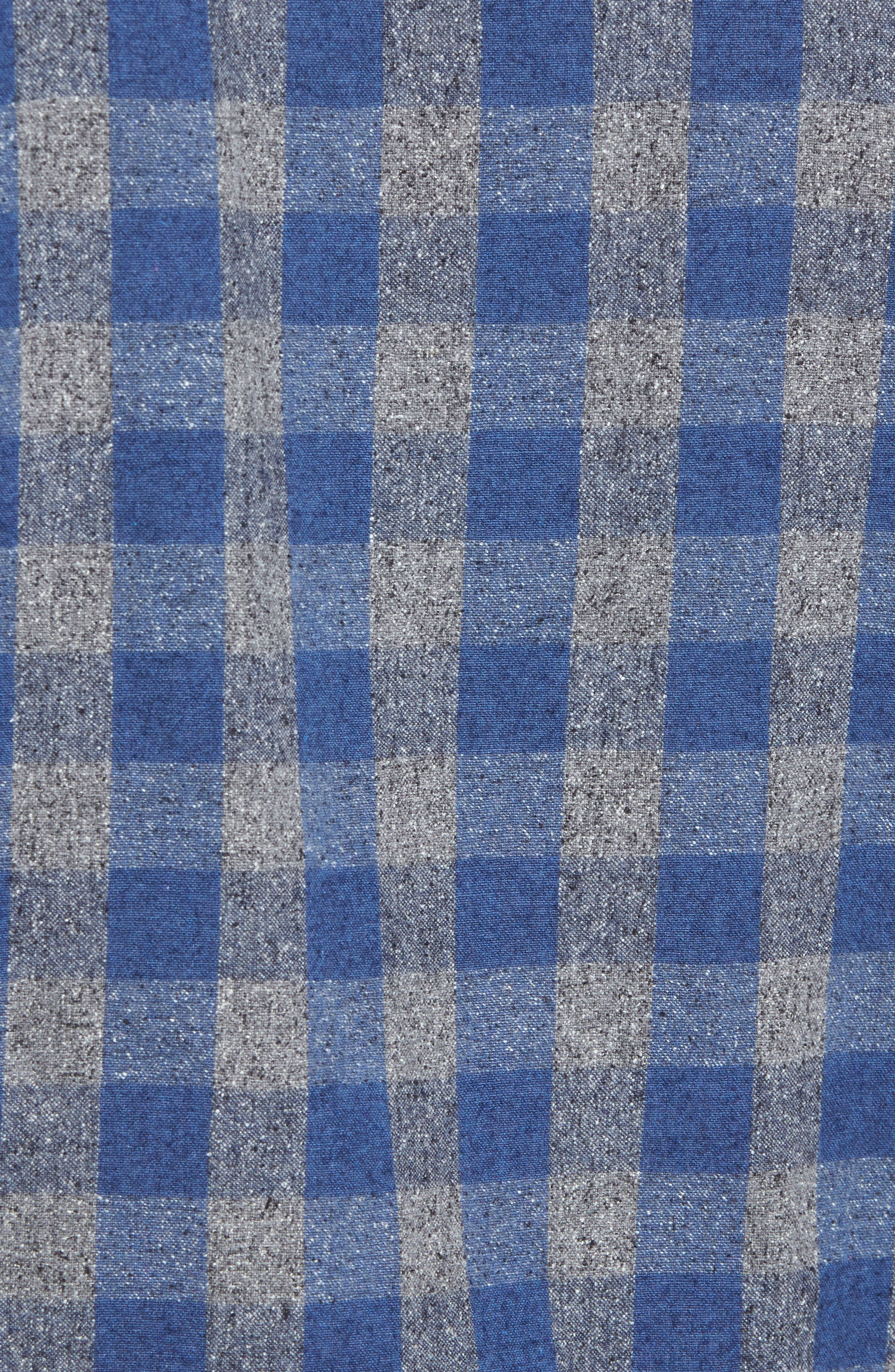 Alternate Image 5  - Rodd & Gunn Avon River Sports Fit Check Flannel Shirt