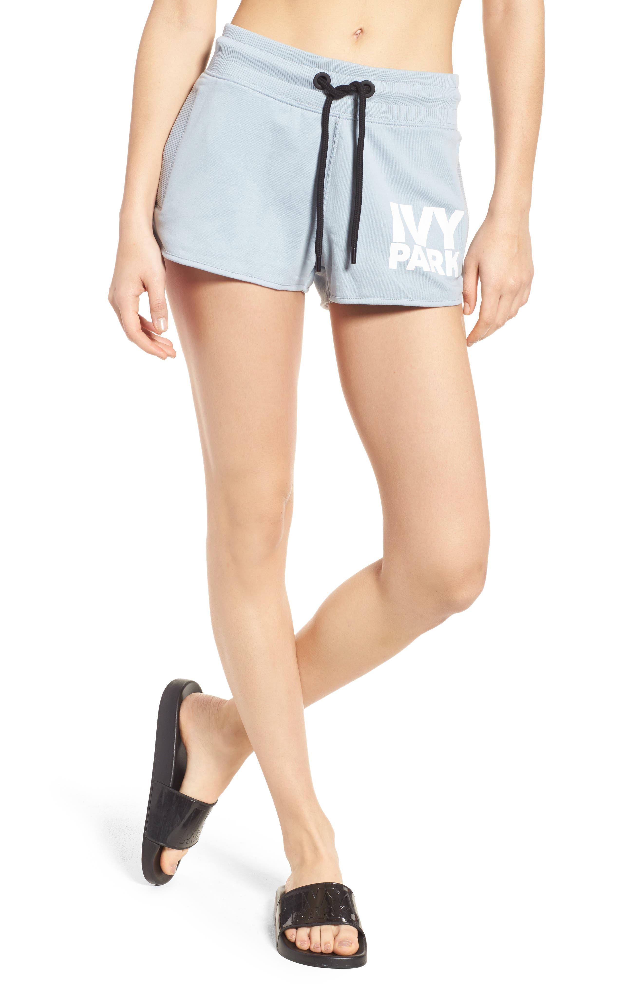 Main Image - IVY PARK® Logo Shorts