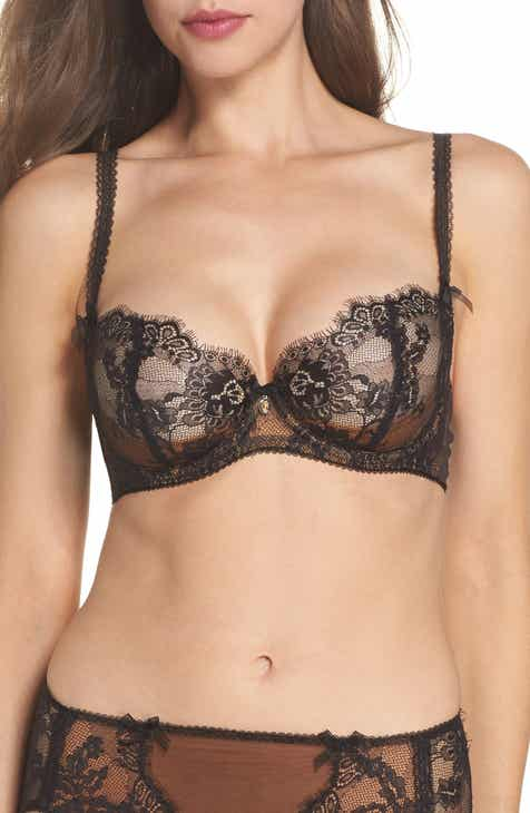 46df899bf Dita Von Teese Savior Faire Sheers Underwire Lace Bra