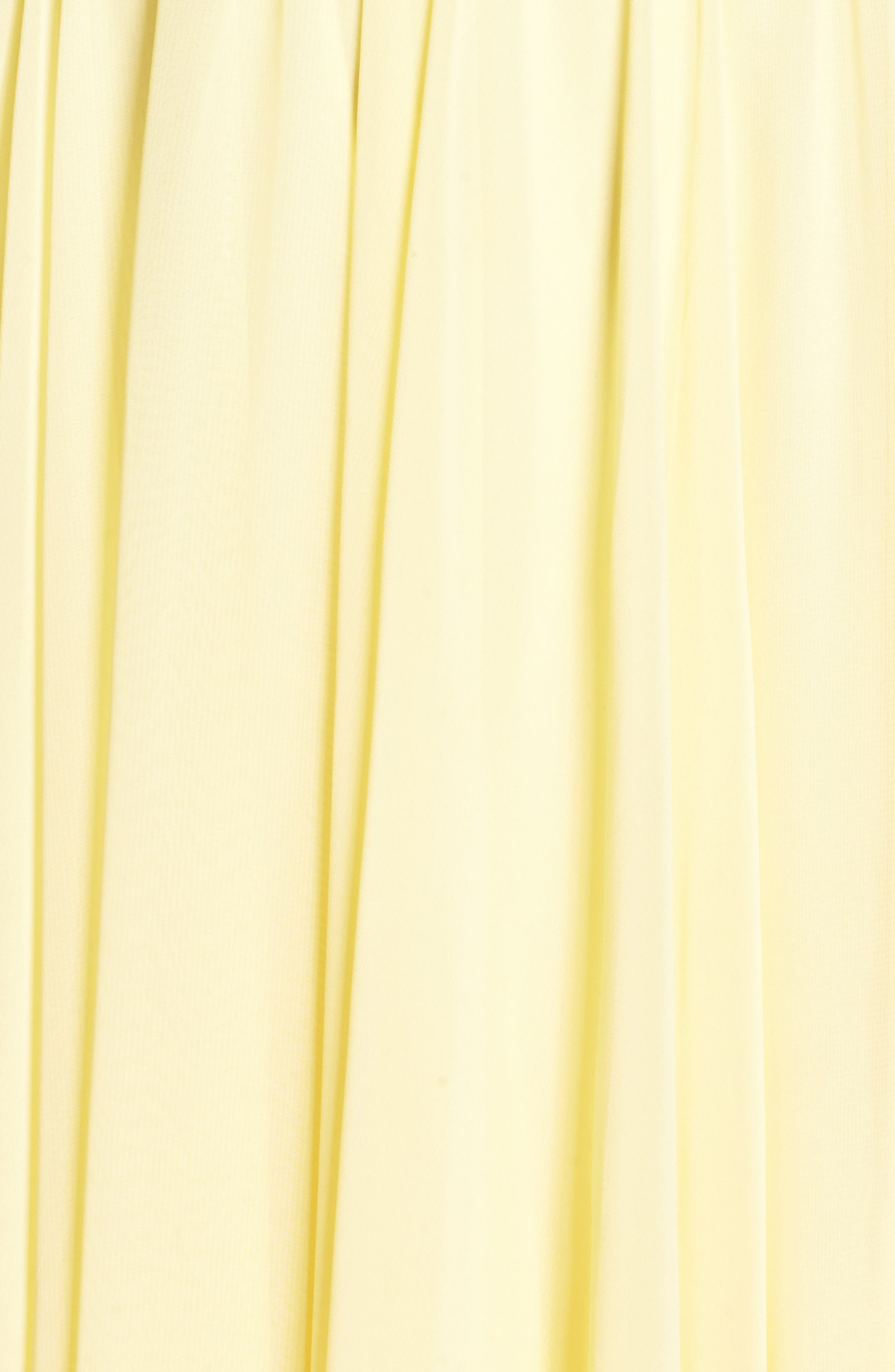 Alternate Image 5  - Mac Duggal Beaded Halter Neck Gown
