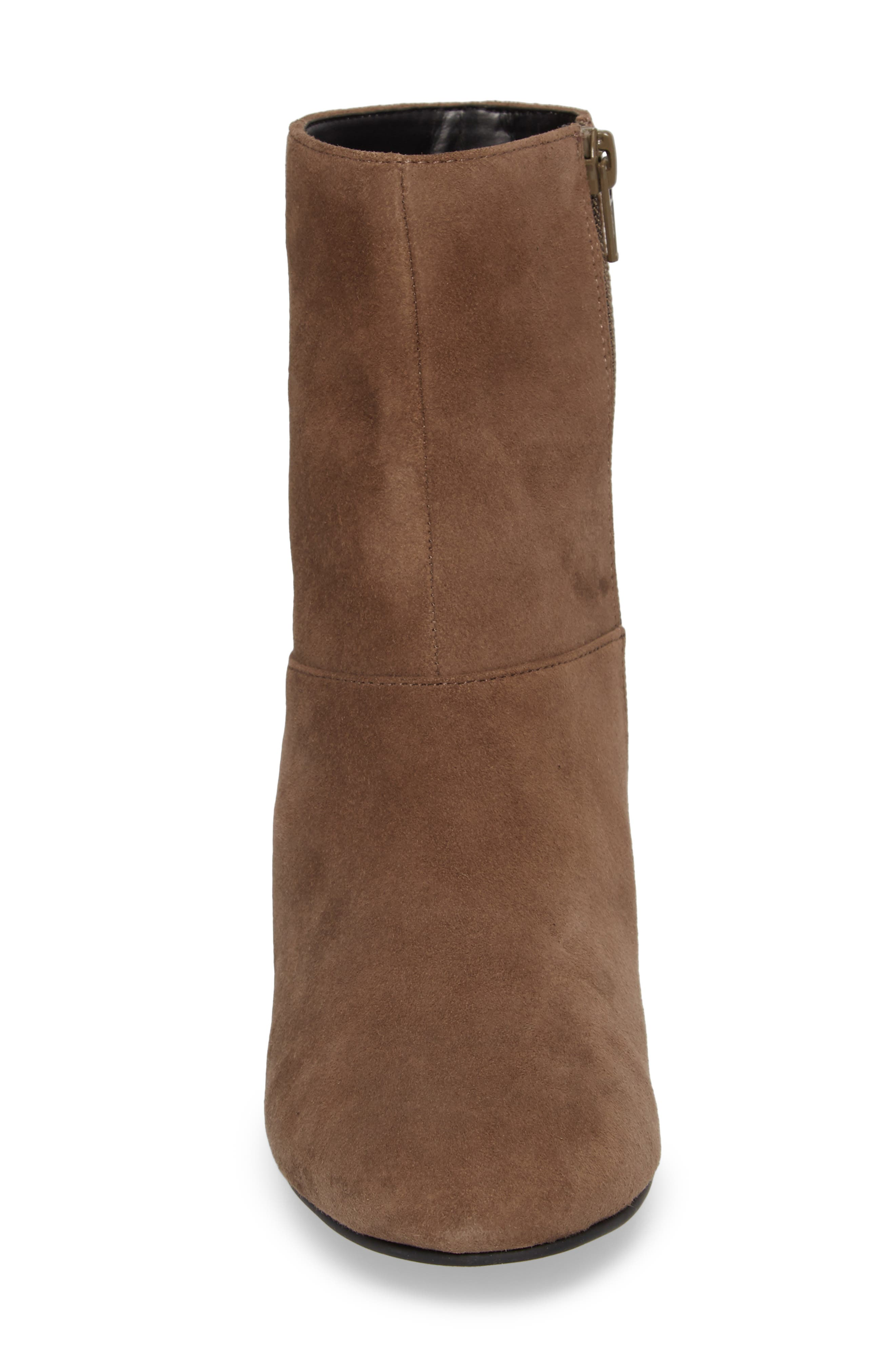 Dinah Bootie,                             Alternate thumbnail 4, color,                             Night Taupe