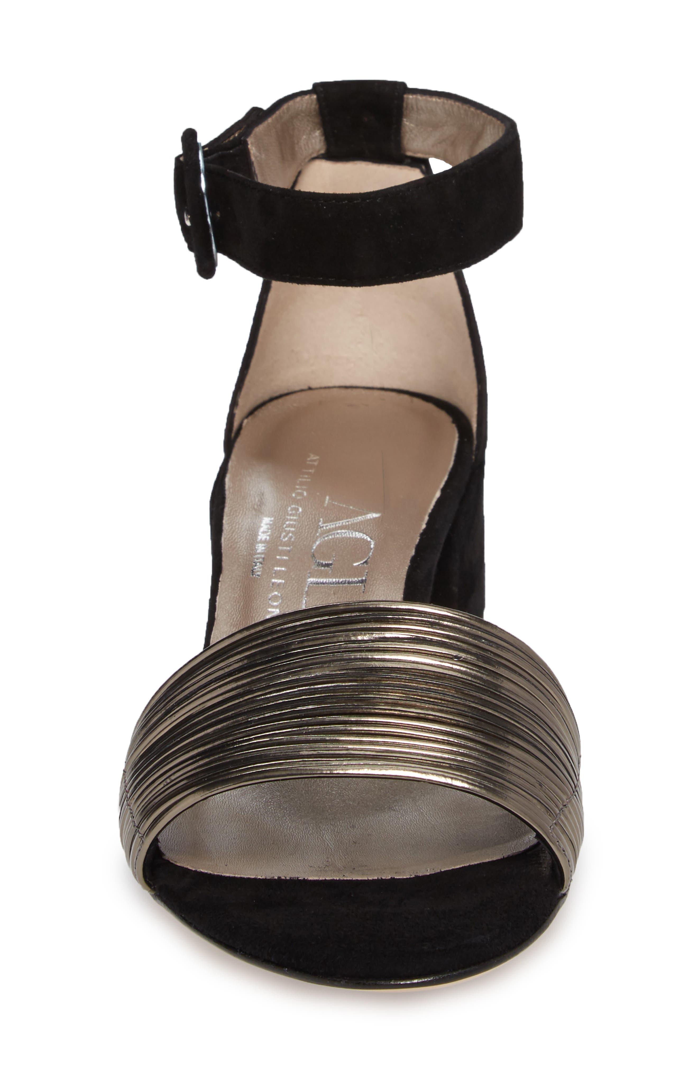 Alternate Image 4  - AGL Ankle Strap Sandal (Women)
