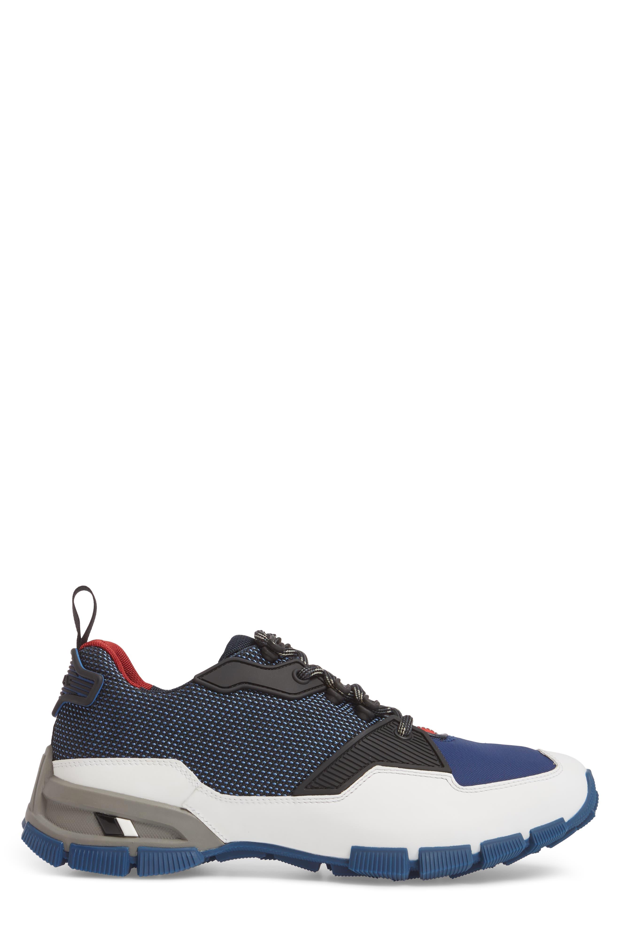 Alternate Image 3  - Prada Linea Rossa Tech Lug Sneaker (Men)