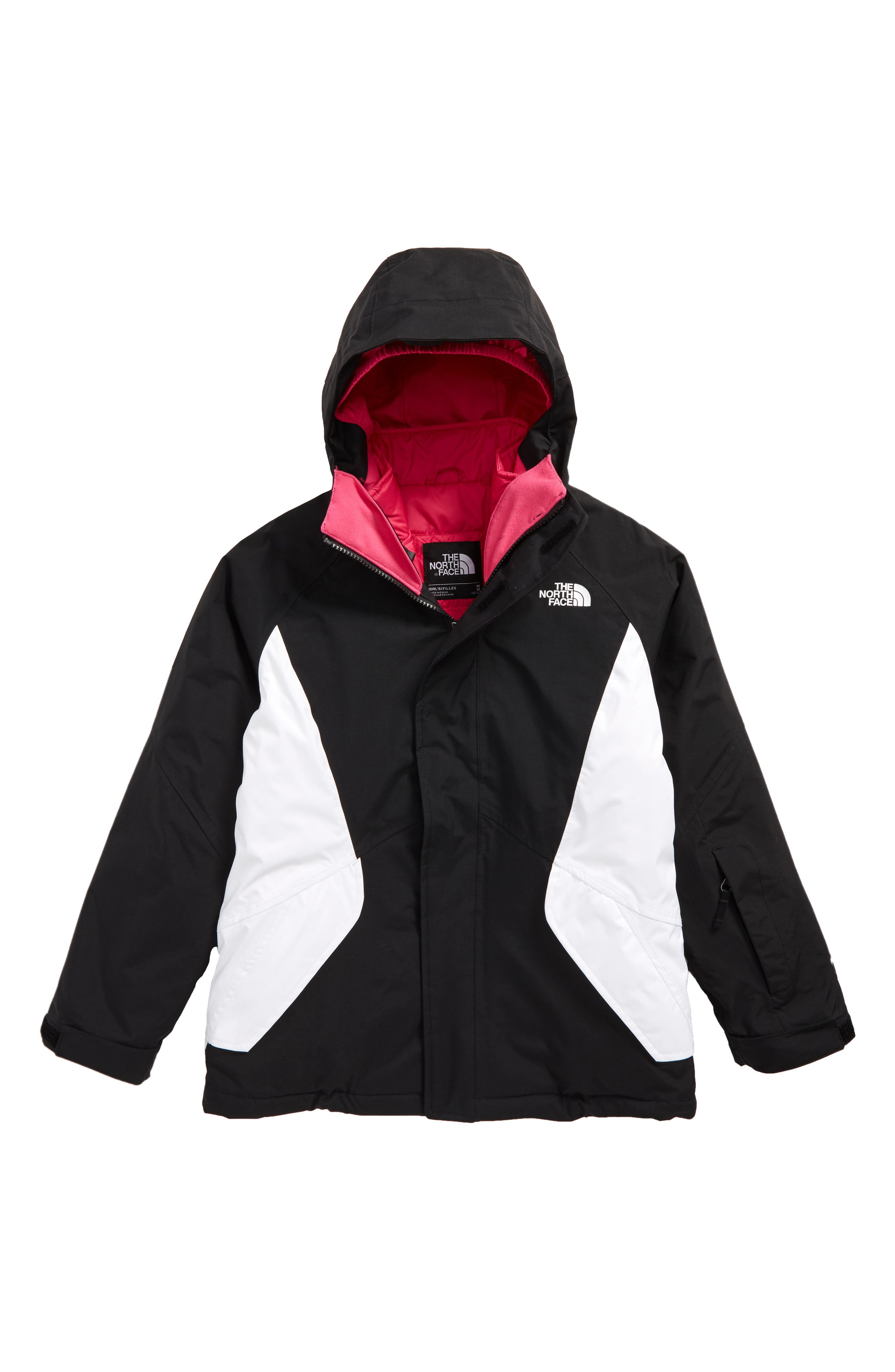 Kira Triclimate<sup>®</sup> 3-in-1 Jacket,                         Main,                         color, Tnf Black