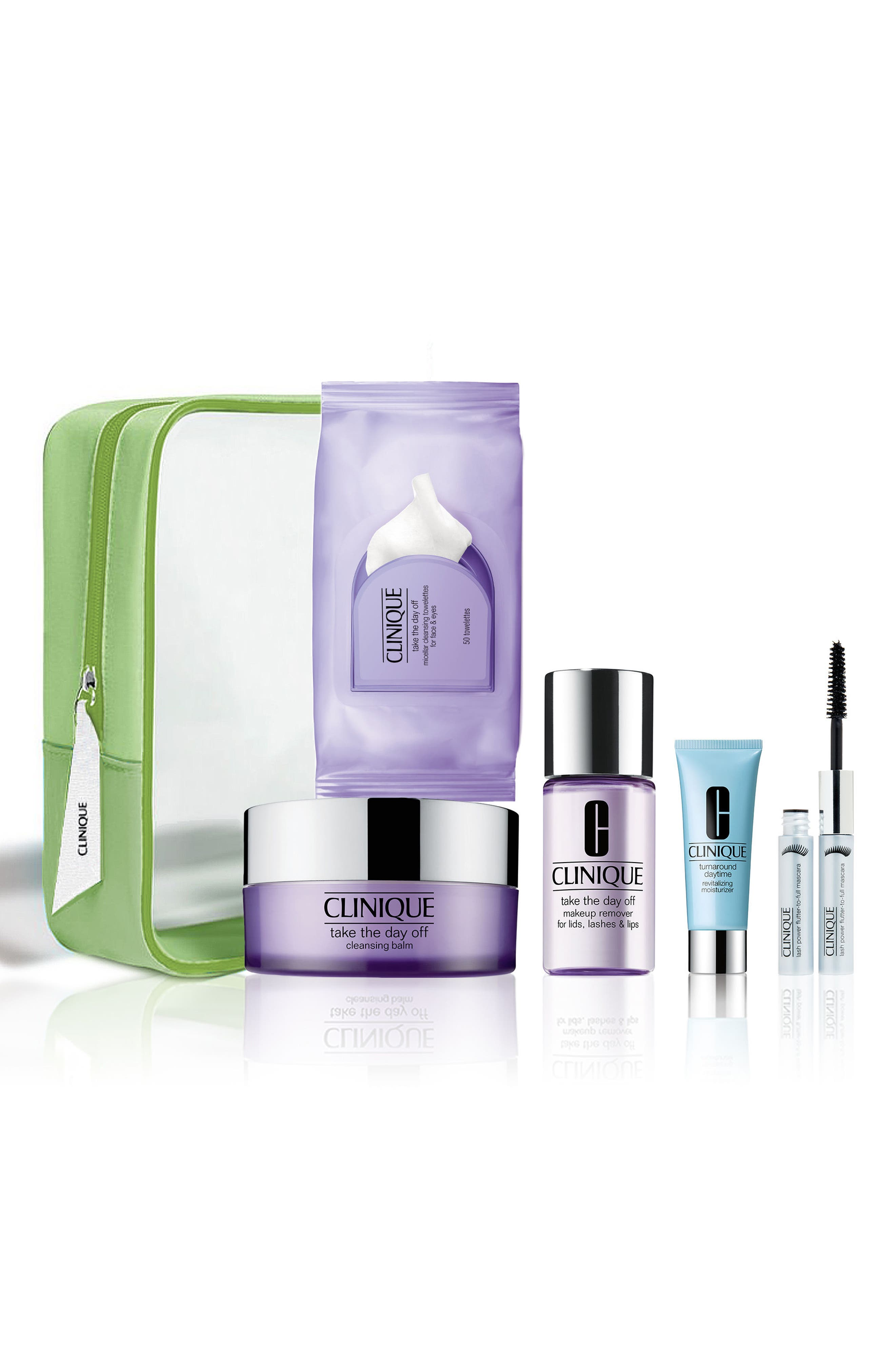Main Image - Clinique Take the Day Off Set ($61 Value)