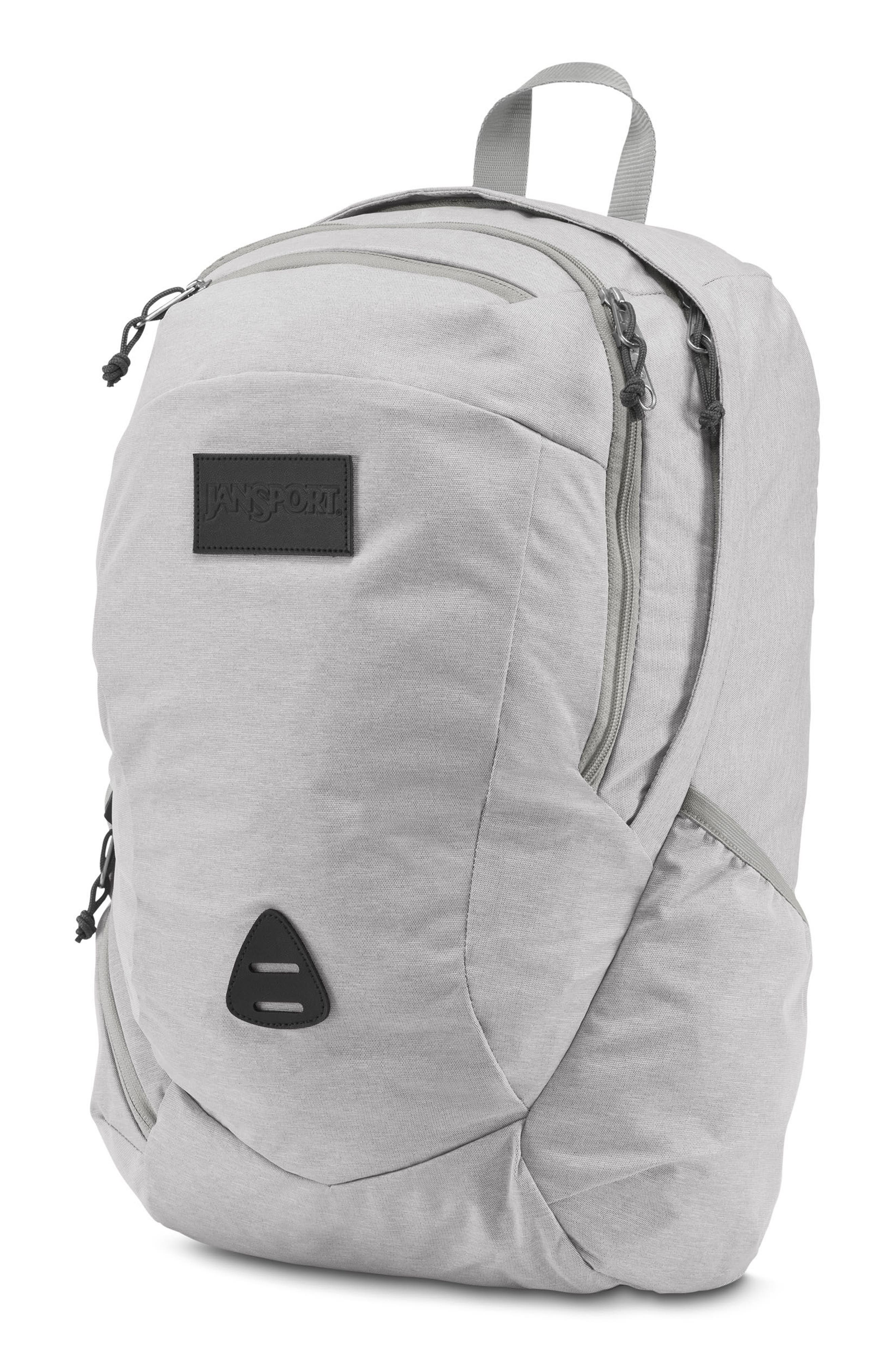 Wynwood Backpack,                             Alternate thumbnail 3, color,                             Grey Heathered Poly