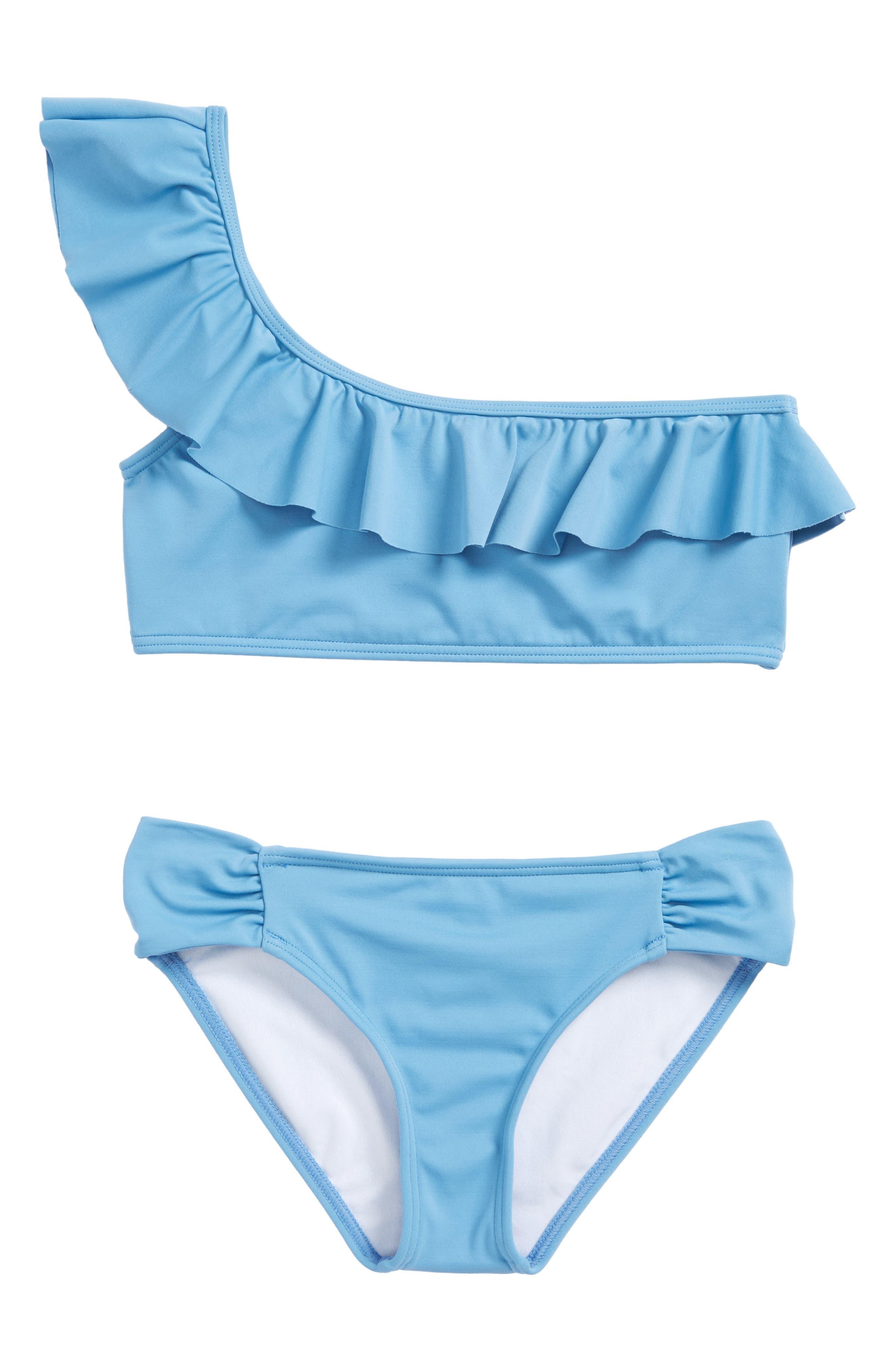 Billabong Sol Searcher Two-Piece Swimsuit (Little Girls & Big Girls)
