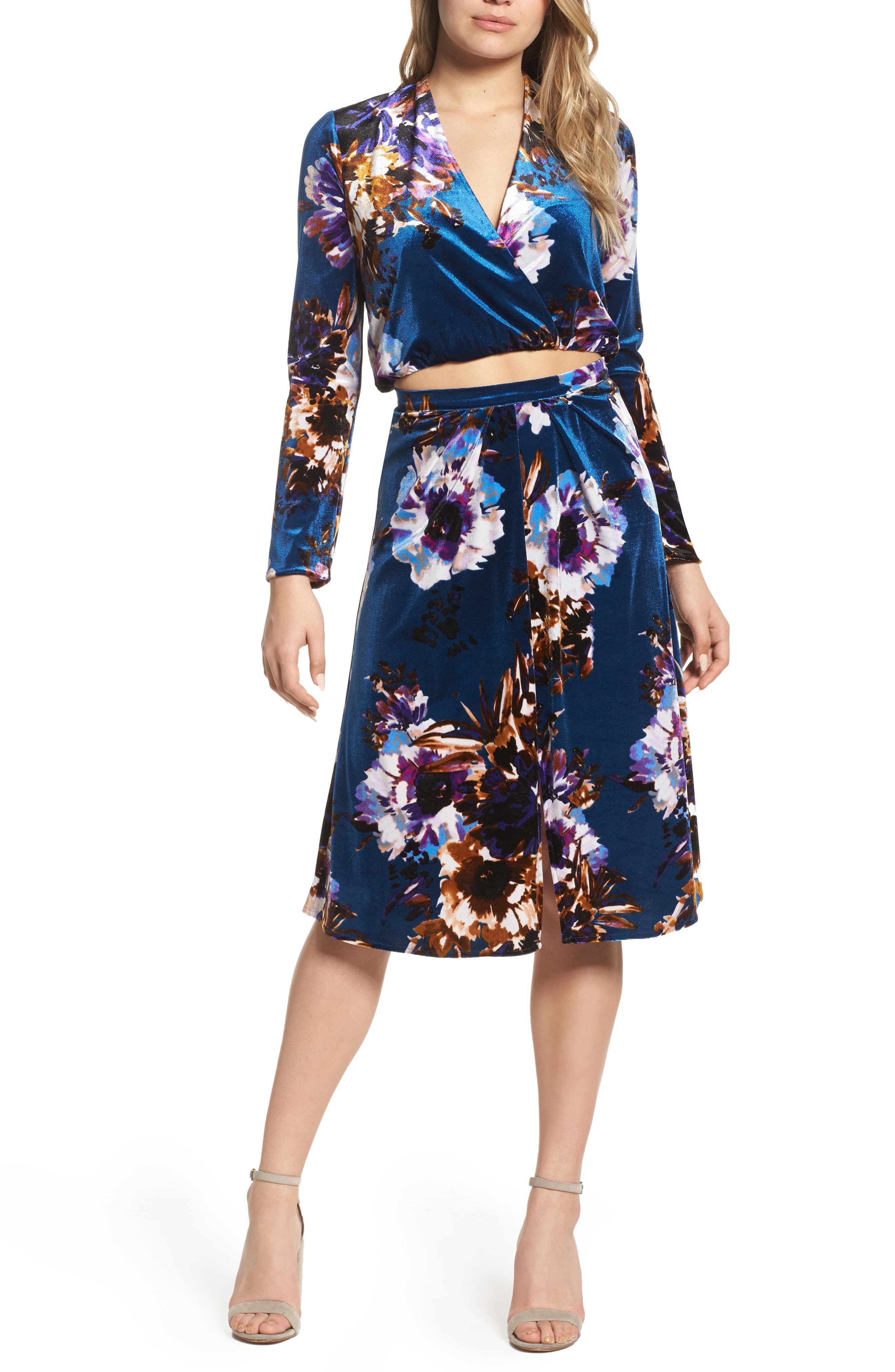 Main Image - Ali & Jay Live By Night Two-Piece Dress