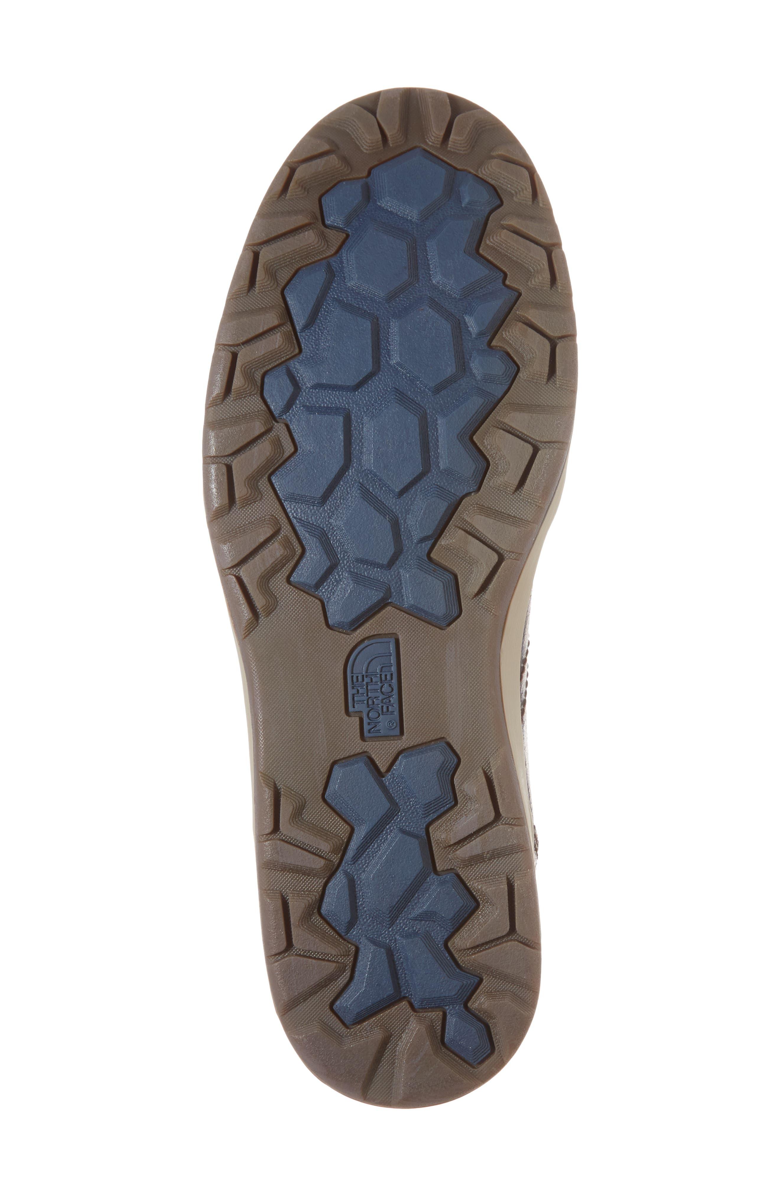 Ballard Evo Moc Toe Boot,                             Alternate thumbnail 6, color,                             Demitasse Brown