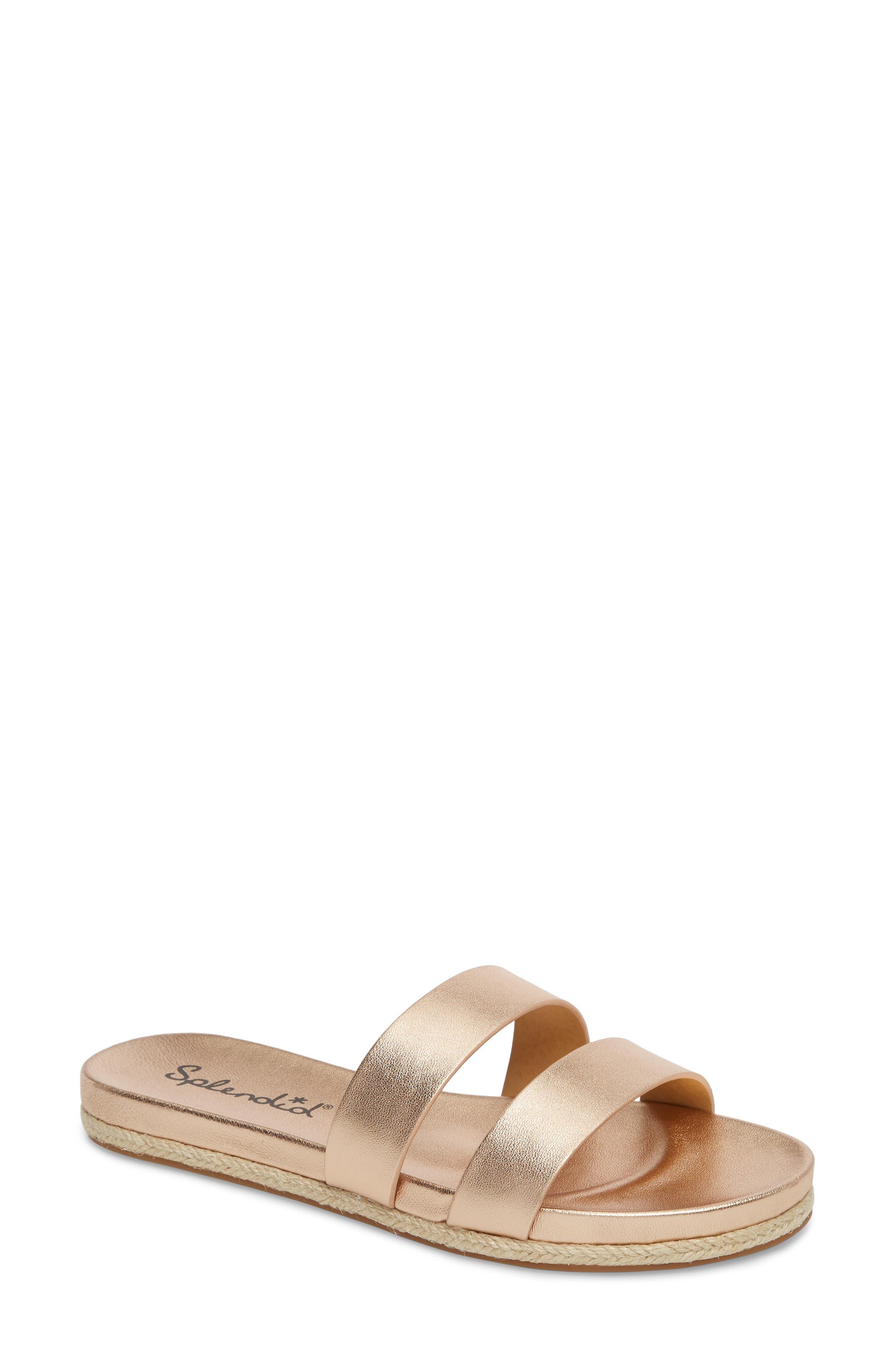 Alternate Image 1 Selected - Splendid Brittani Slide Sandal (Women)