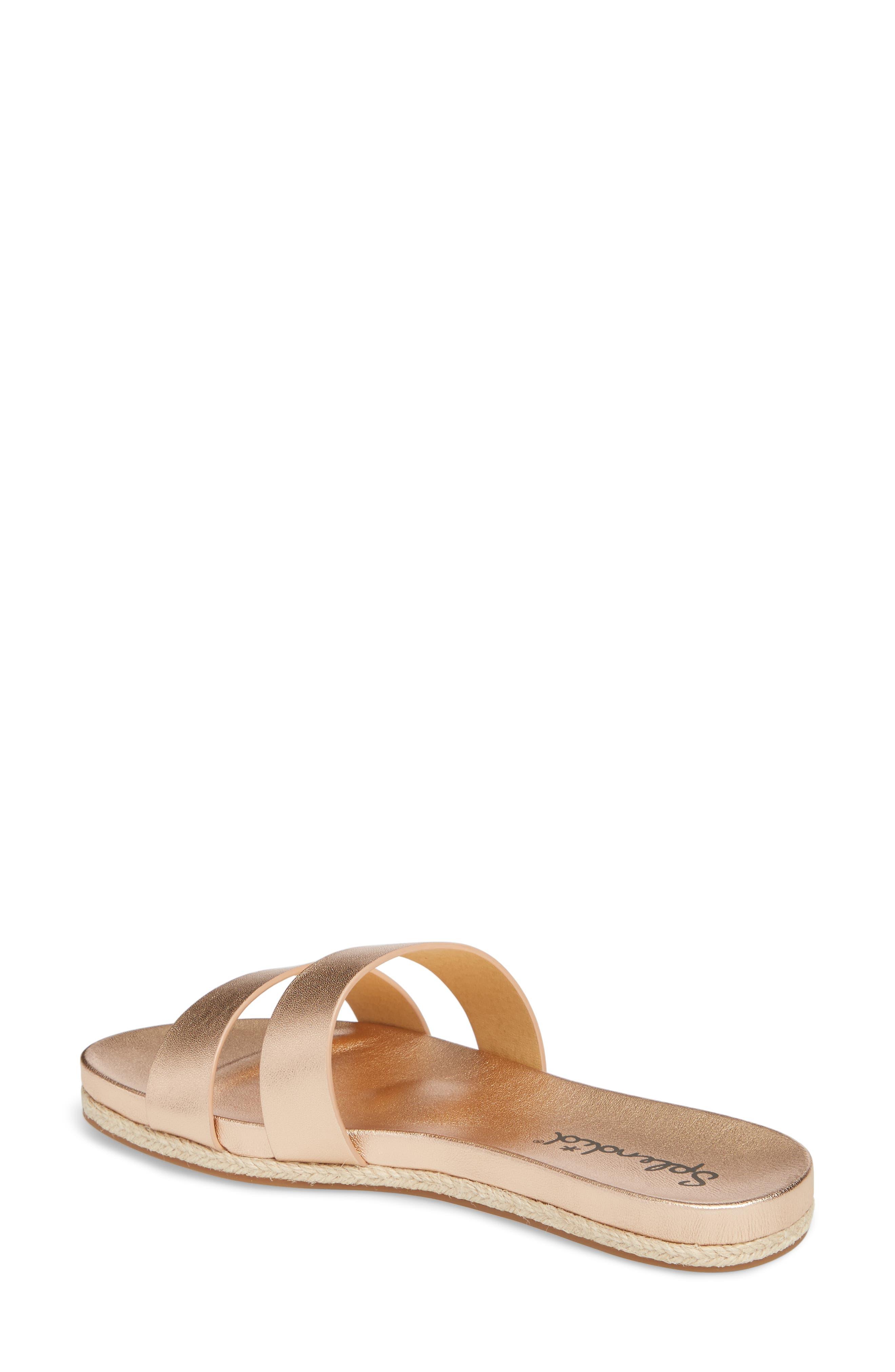 Alternate Image 2  - Splendid Brittani Slide Sandal (Women)