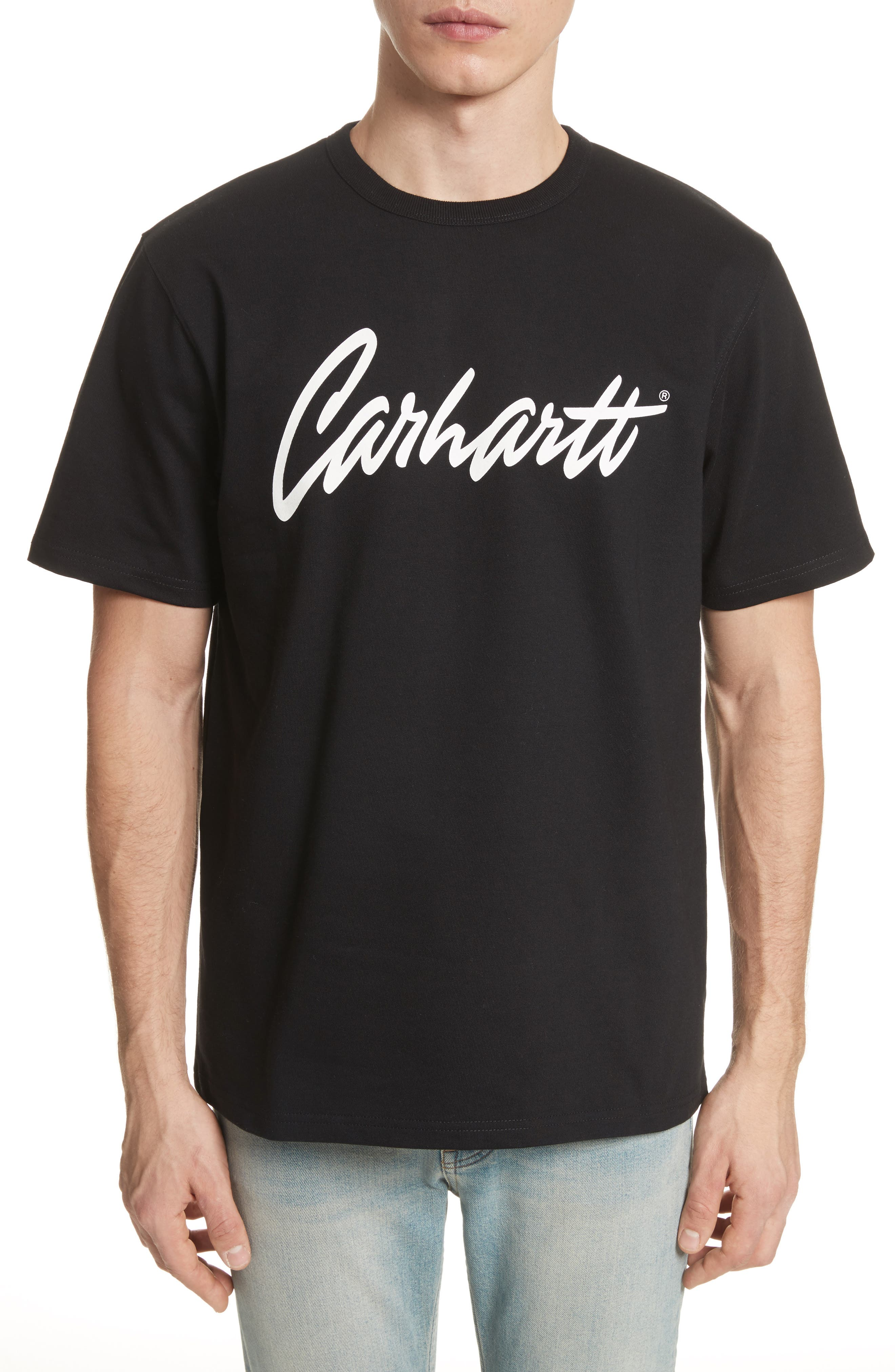 Alternate Image 1 Selected - Carhartt Work in Progress Stray Graphic T-Shirt