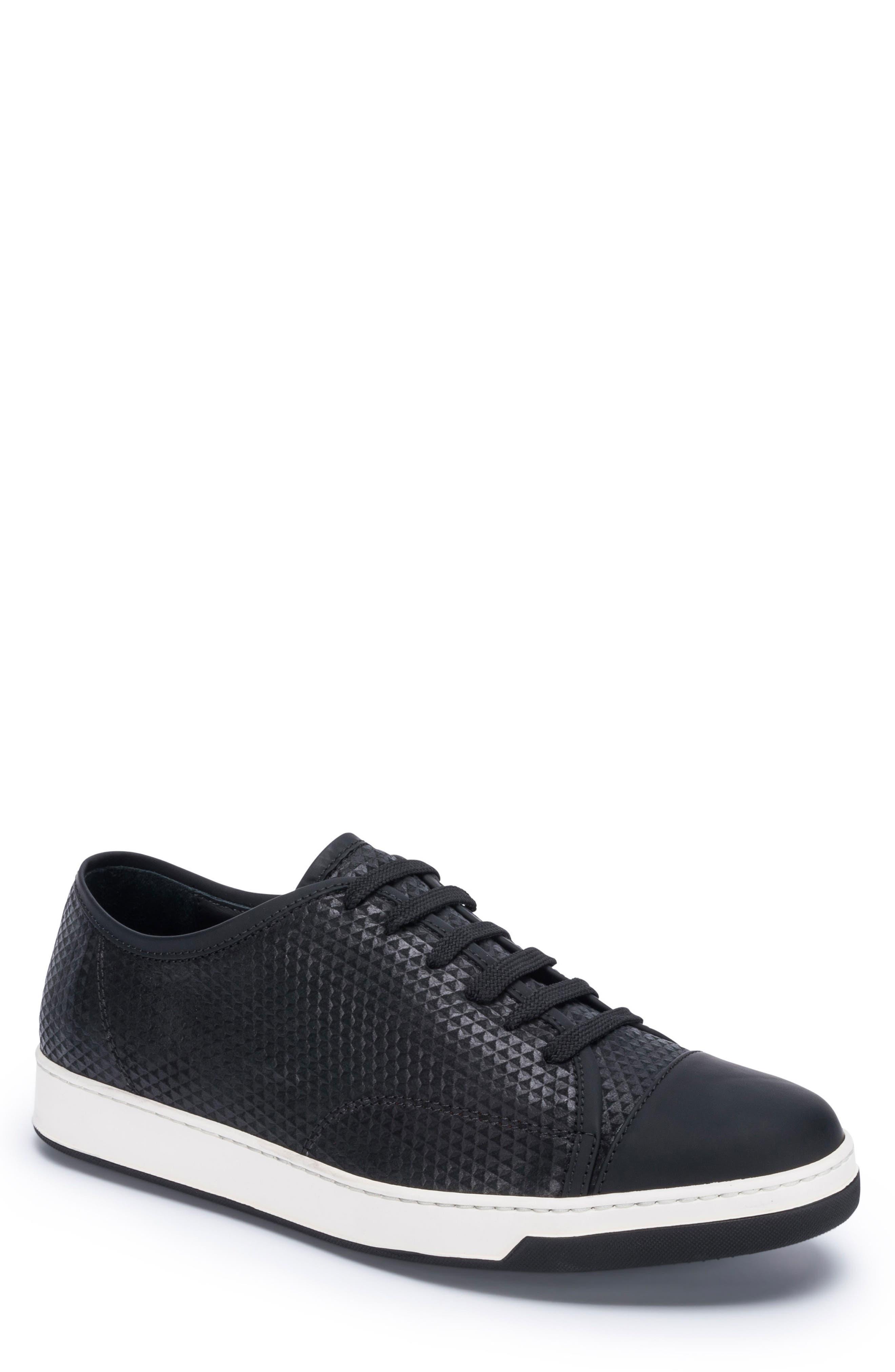 Ischia Sneaker,                         Main,                         color, Black