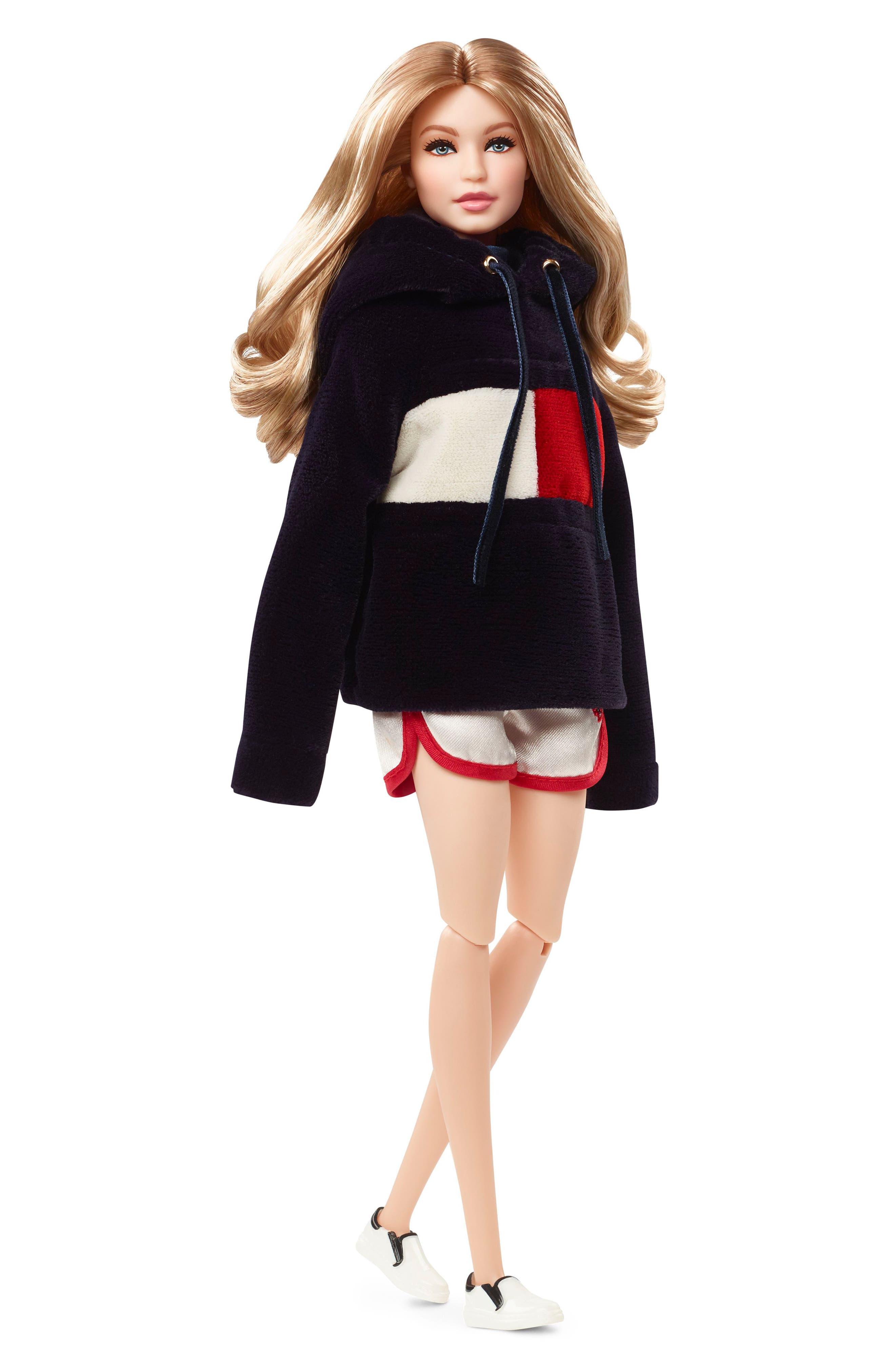Alternate Image 7  - Mattel Barbie® Signature Tommy Hilfiger x Gigi Hadid Doll
