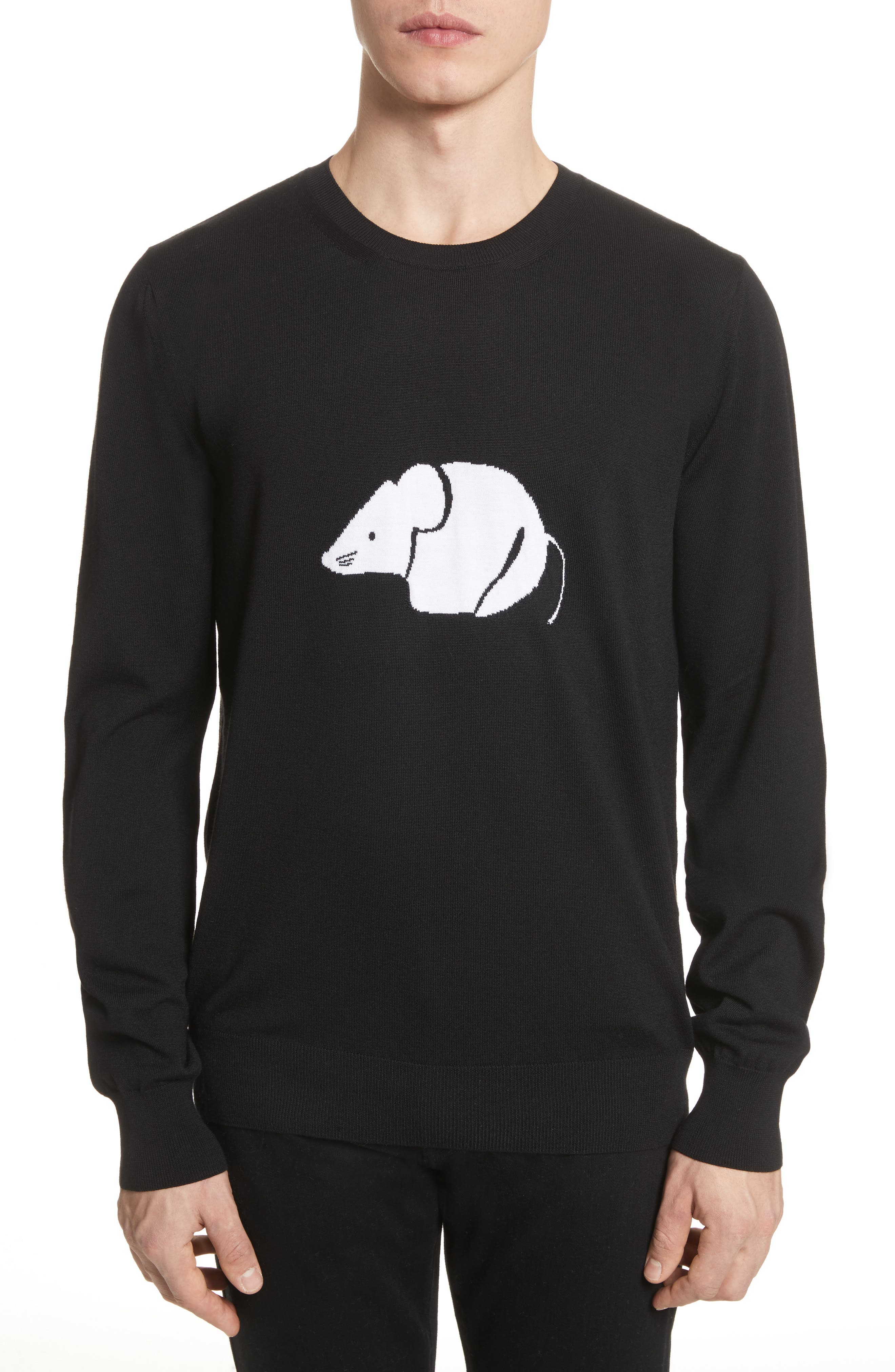 Main Image - Loewe Mouse Wool Sweater