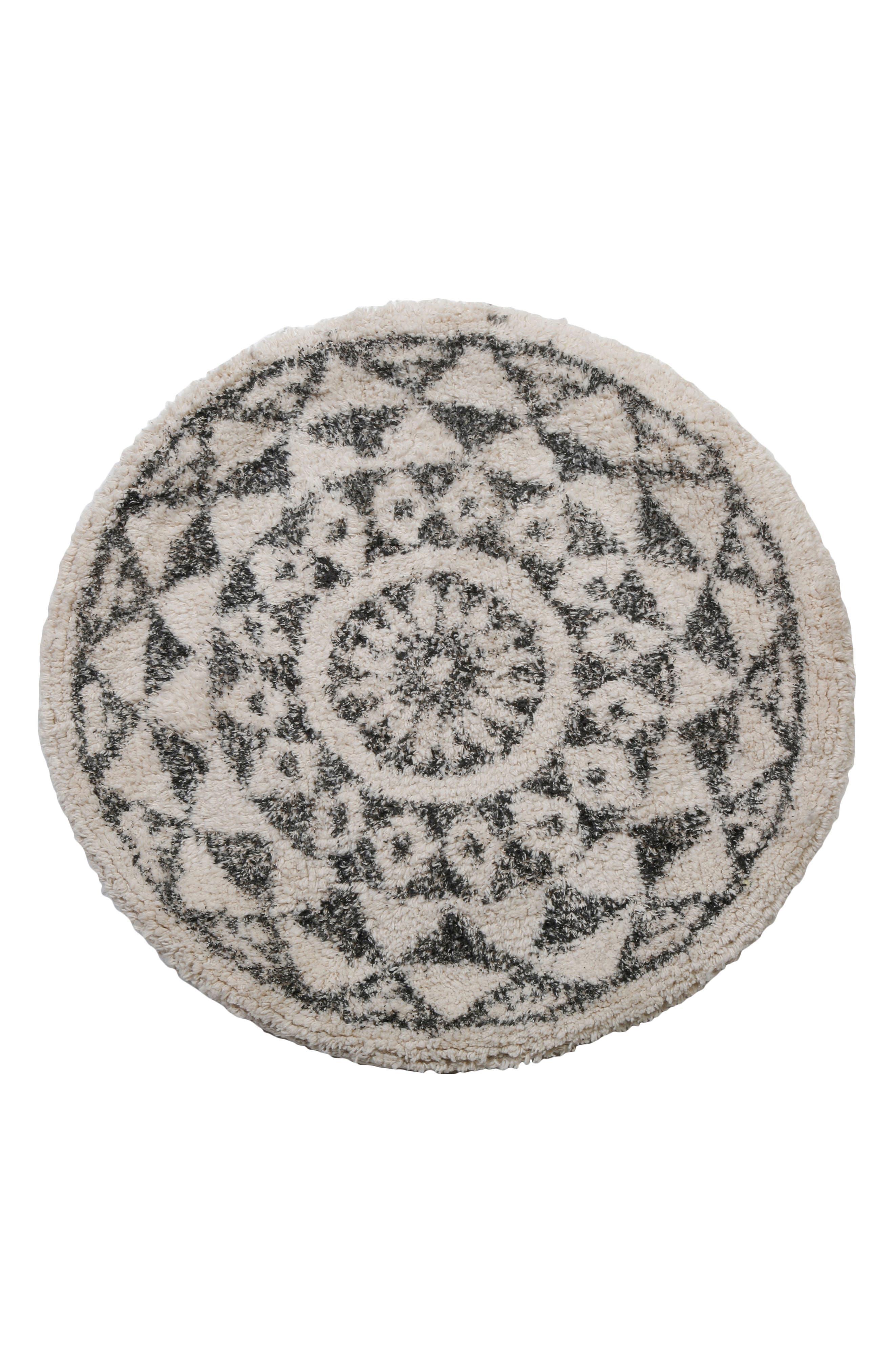 Habibi Accent Pillow,                         Main,                         color, Ivory Multi