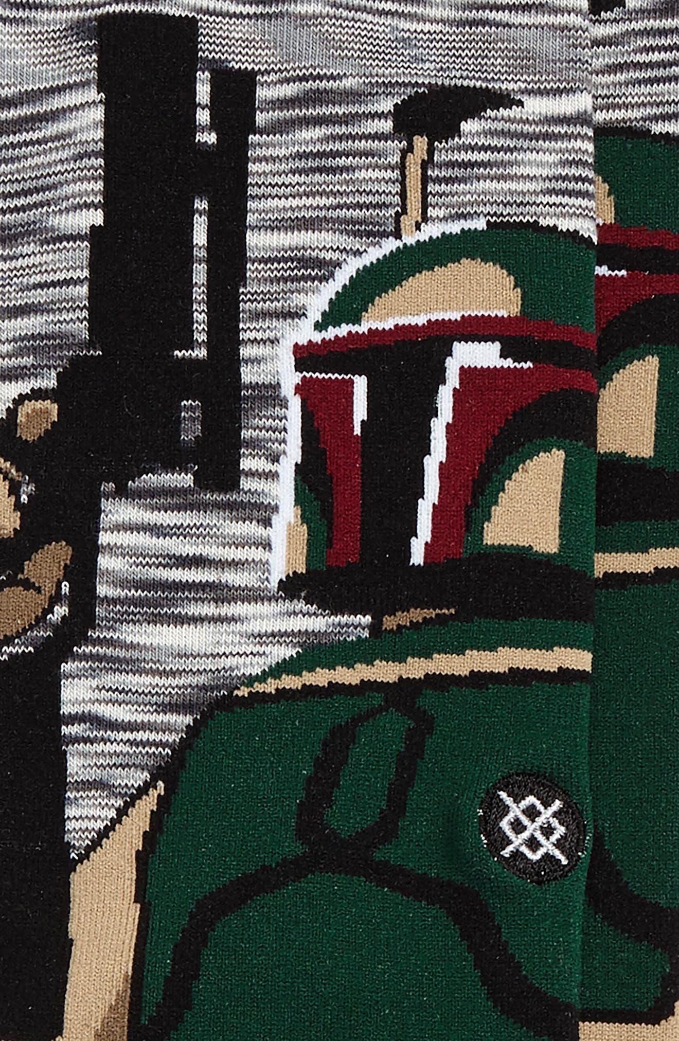 Star Wars<sup>™</sup> – Bounty Hunter,                             Alternate thumbnail 2, color,                             Grey
