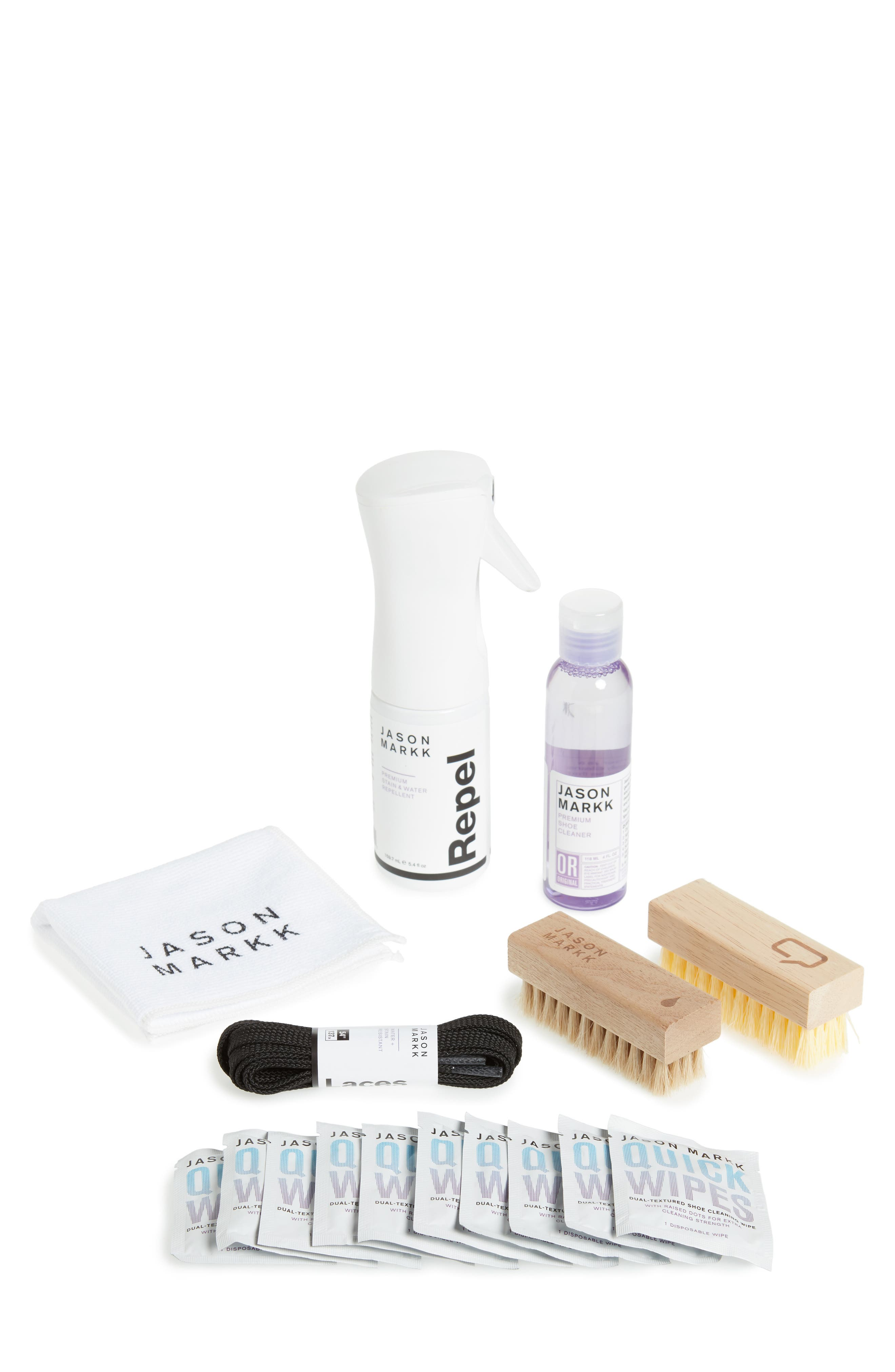 Holiday 2017 Shoe Care Kit,                         Main,                         color, No Color