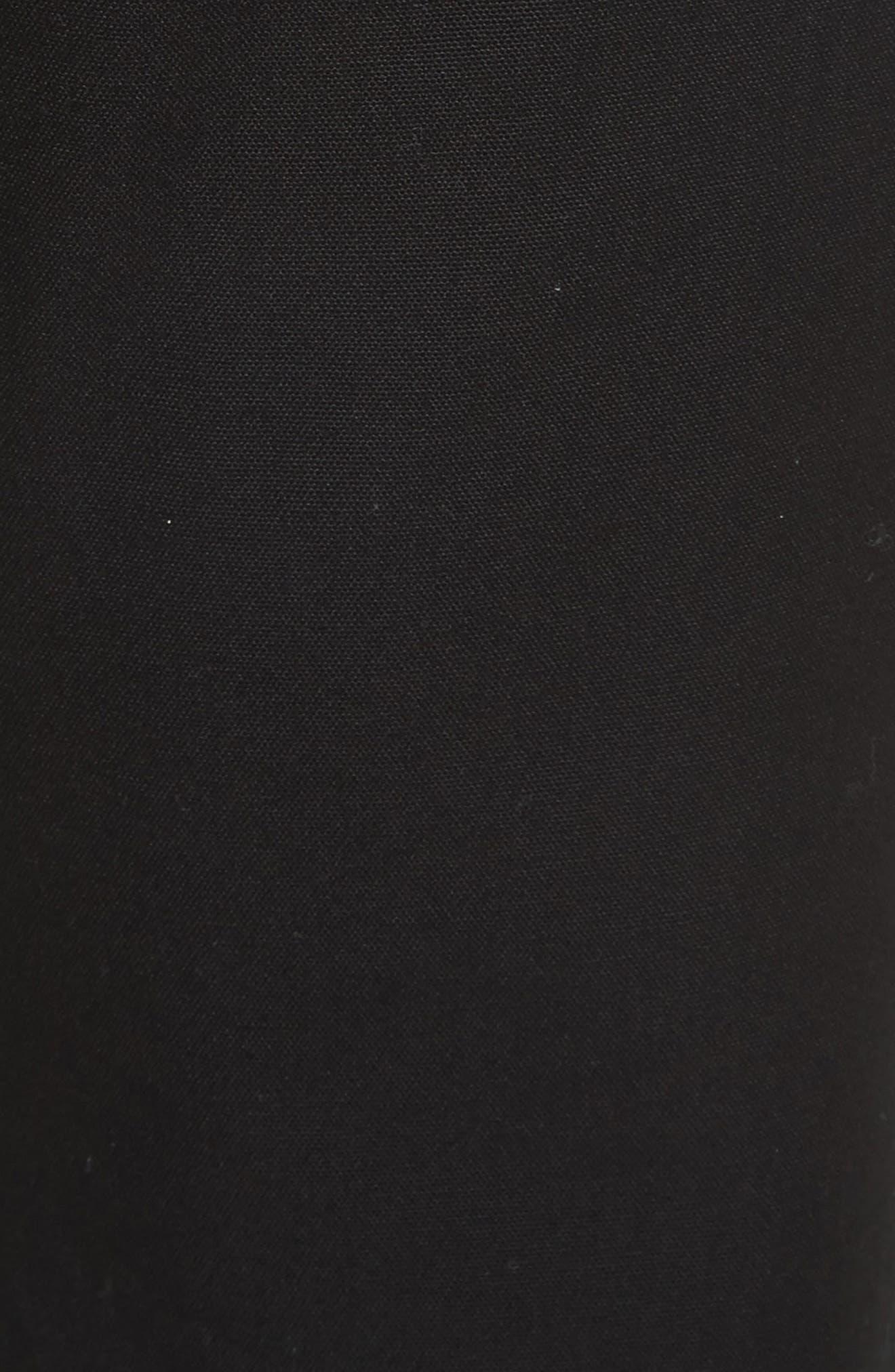 Carpenter Pants,                             Alternate thumbnail 5, color,                             Black