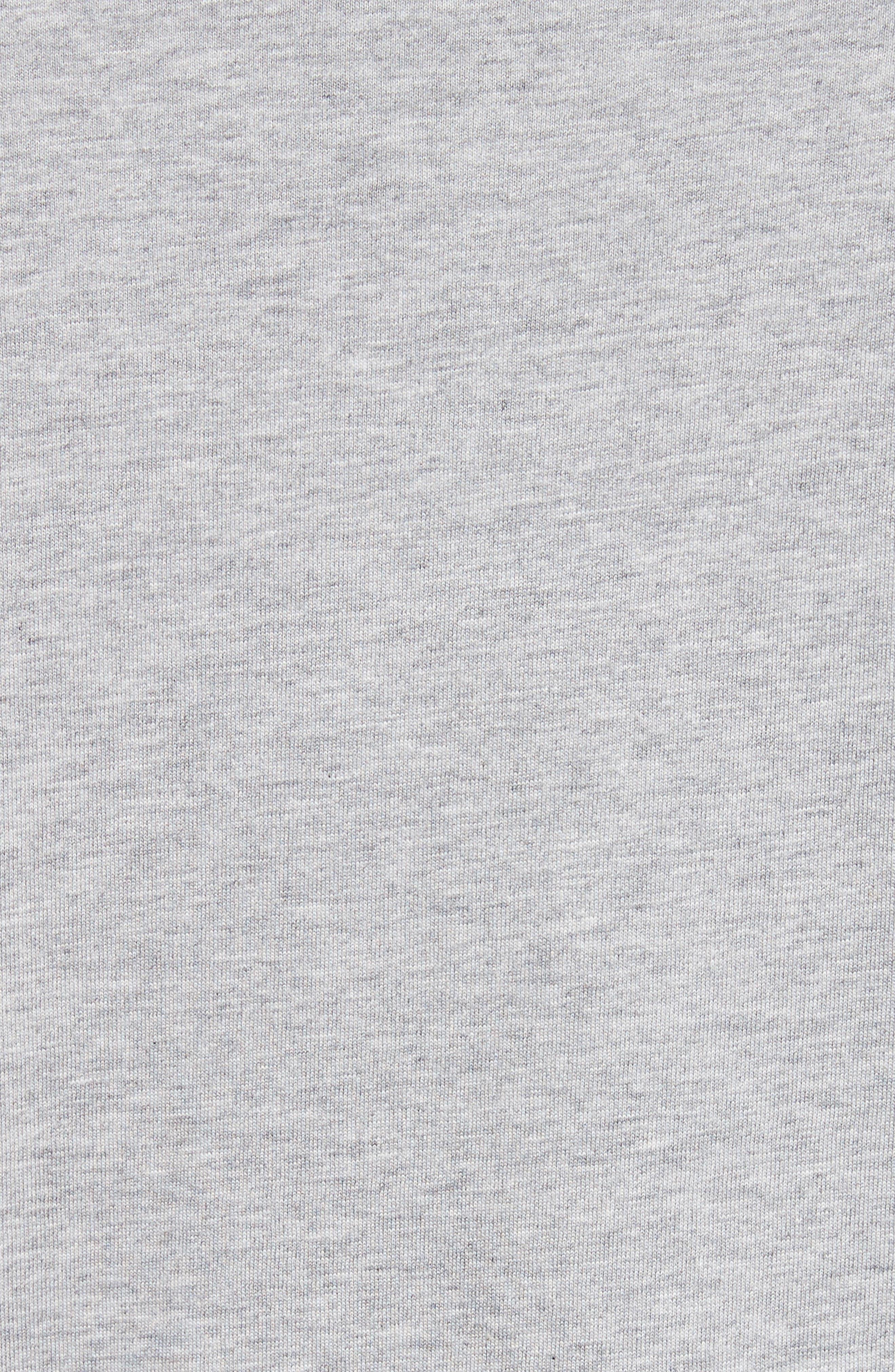 Clown Graphic T-Shirt,                             Alternate thumbnail 5, color,                             Grey