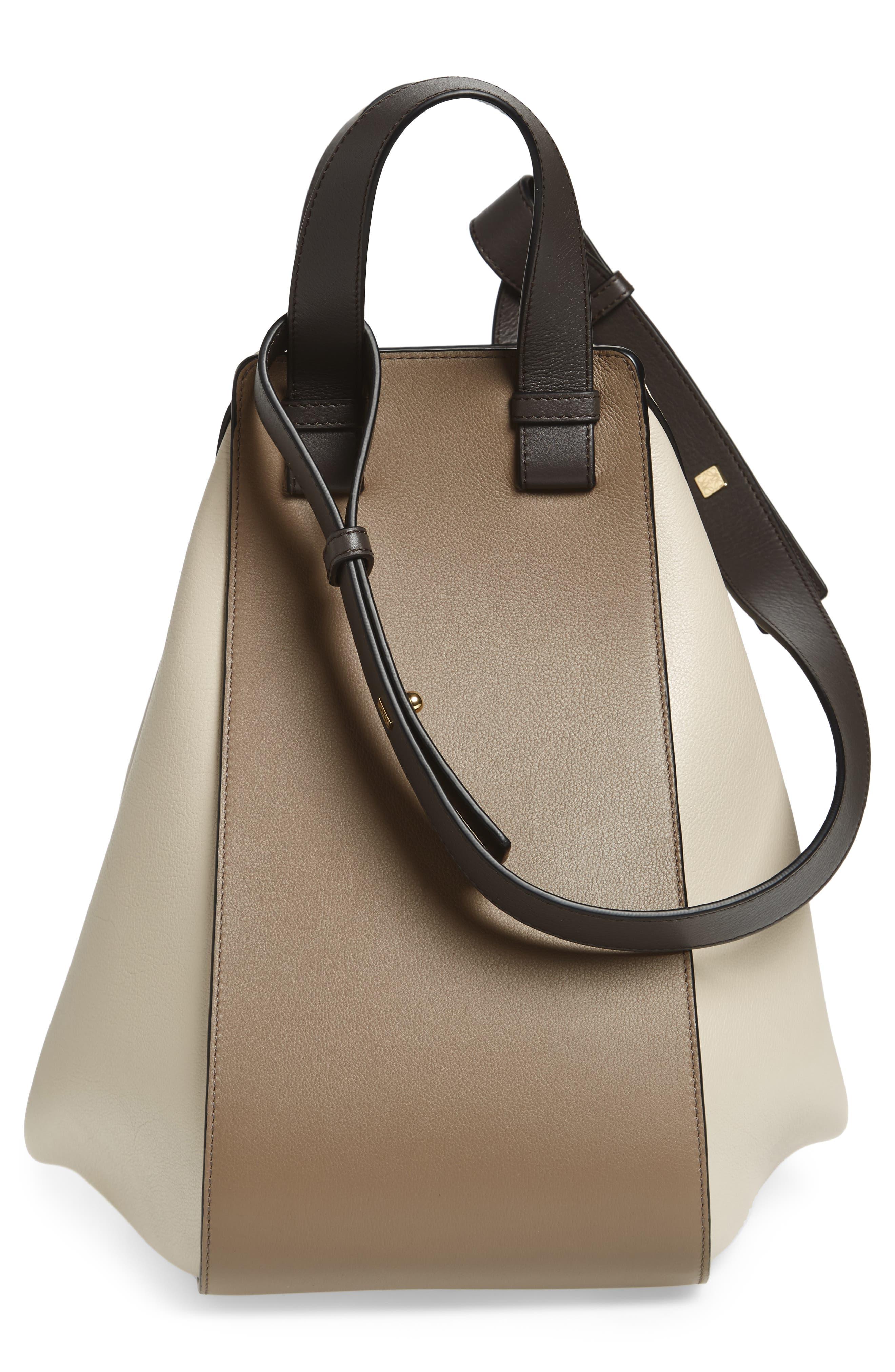 Alternate Image 6  - Loewe Medium Hammock Tricolor Leather Hobo