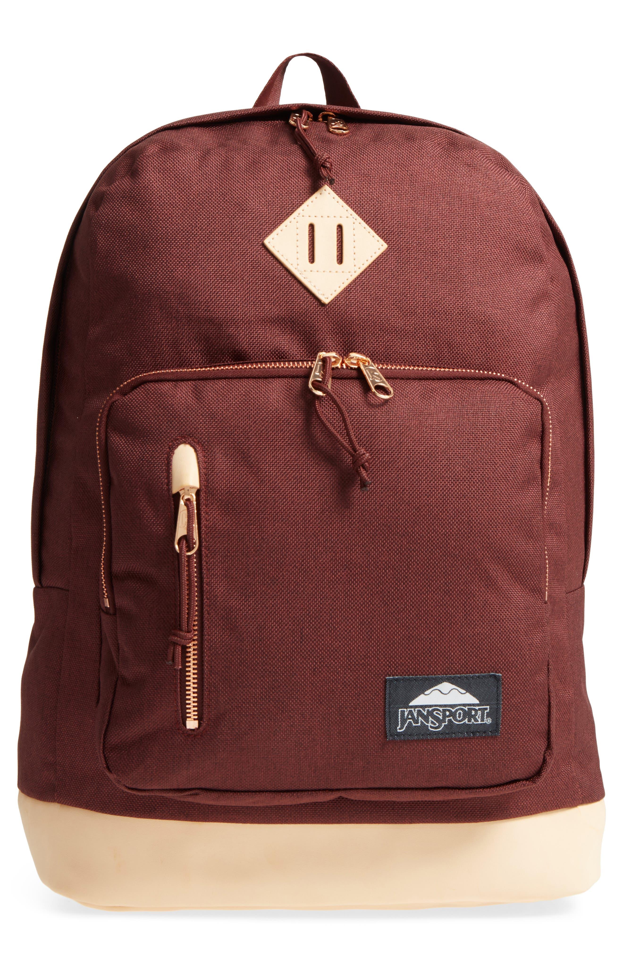 Red Rocks Axiom Backpack,                             Main thumbnail 1, color,                             Maroon Tweed
