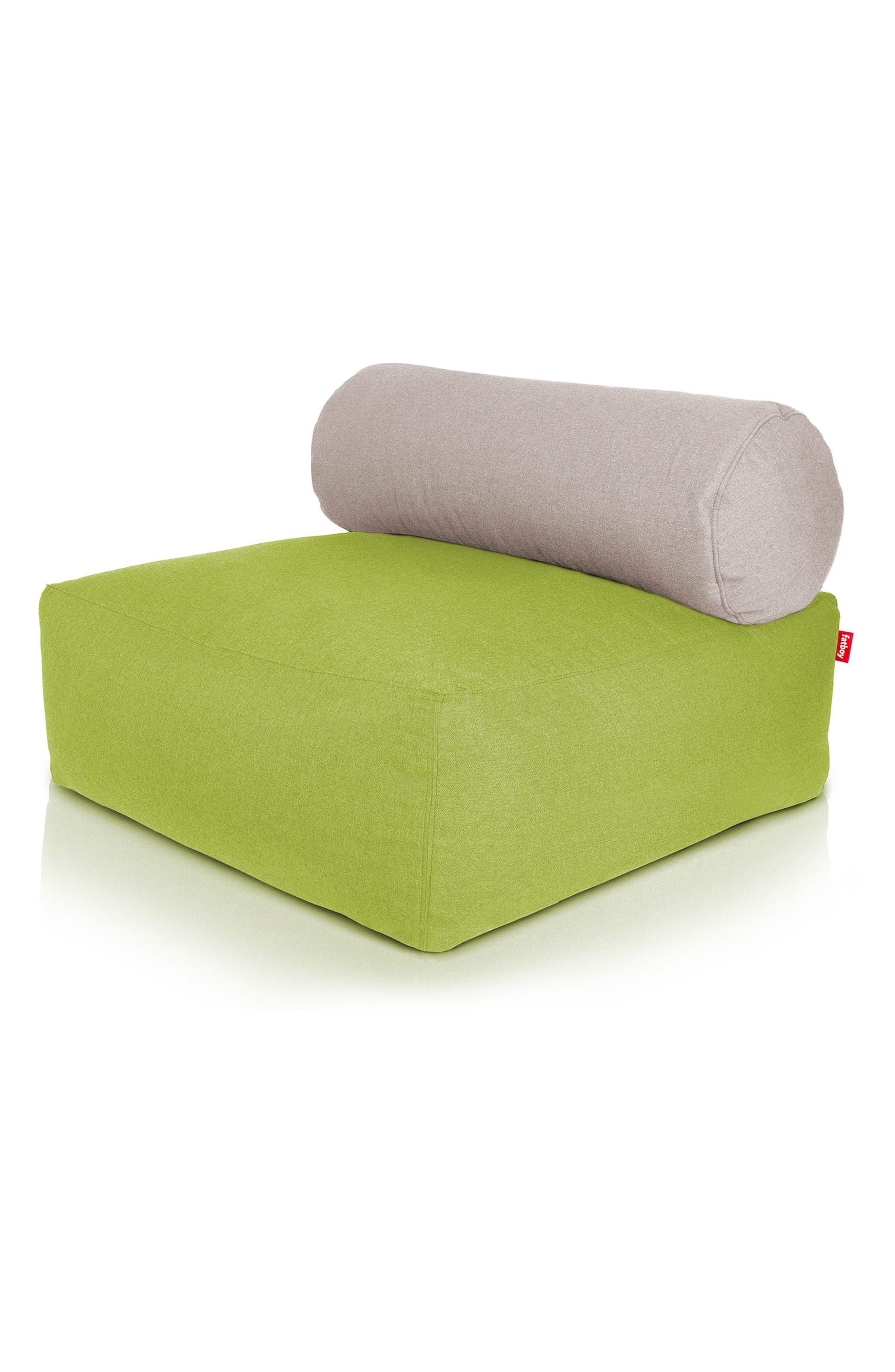 Tsjonge Lounge Seat,                         Main,                         color, Green / Light Grey