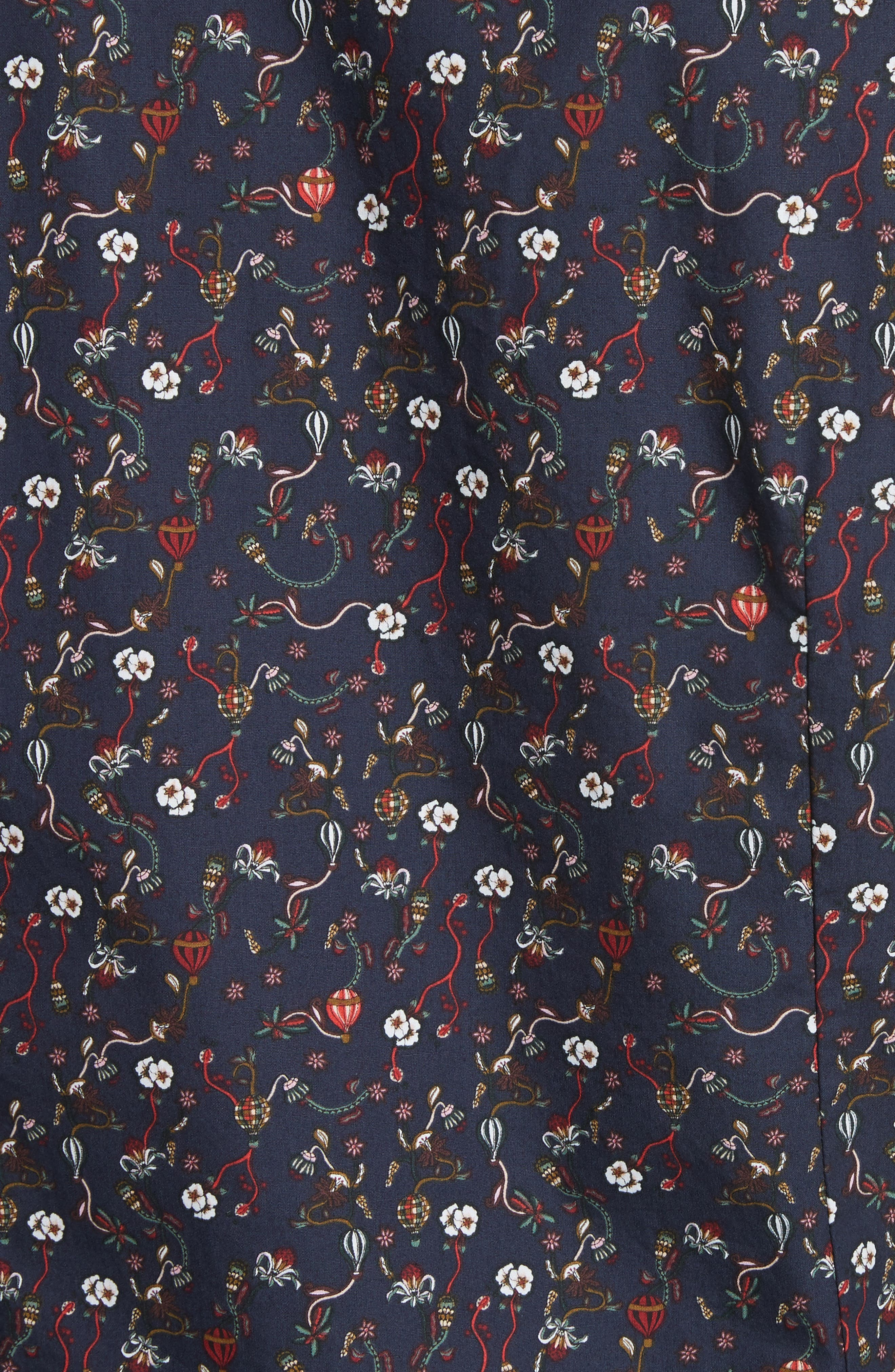 Alternate Image 5  - Paul Smith Floral Print Shirt