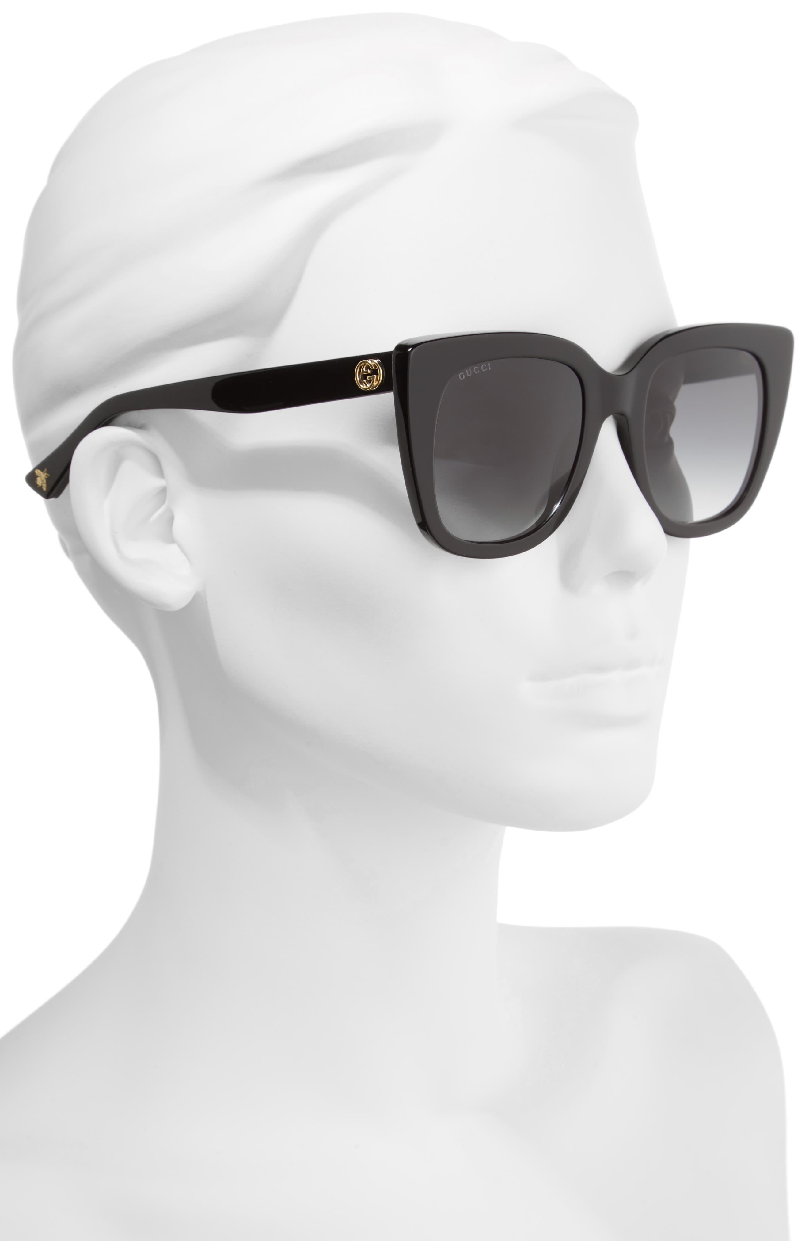 Women\'s Gucci Cat-Eye Sunglasses | Nordstrom