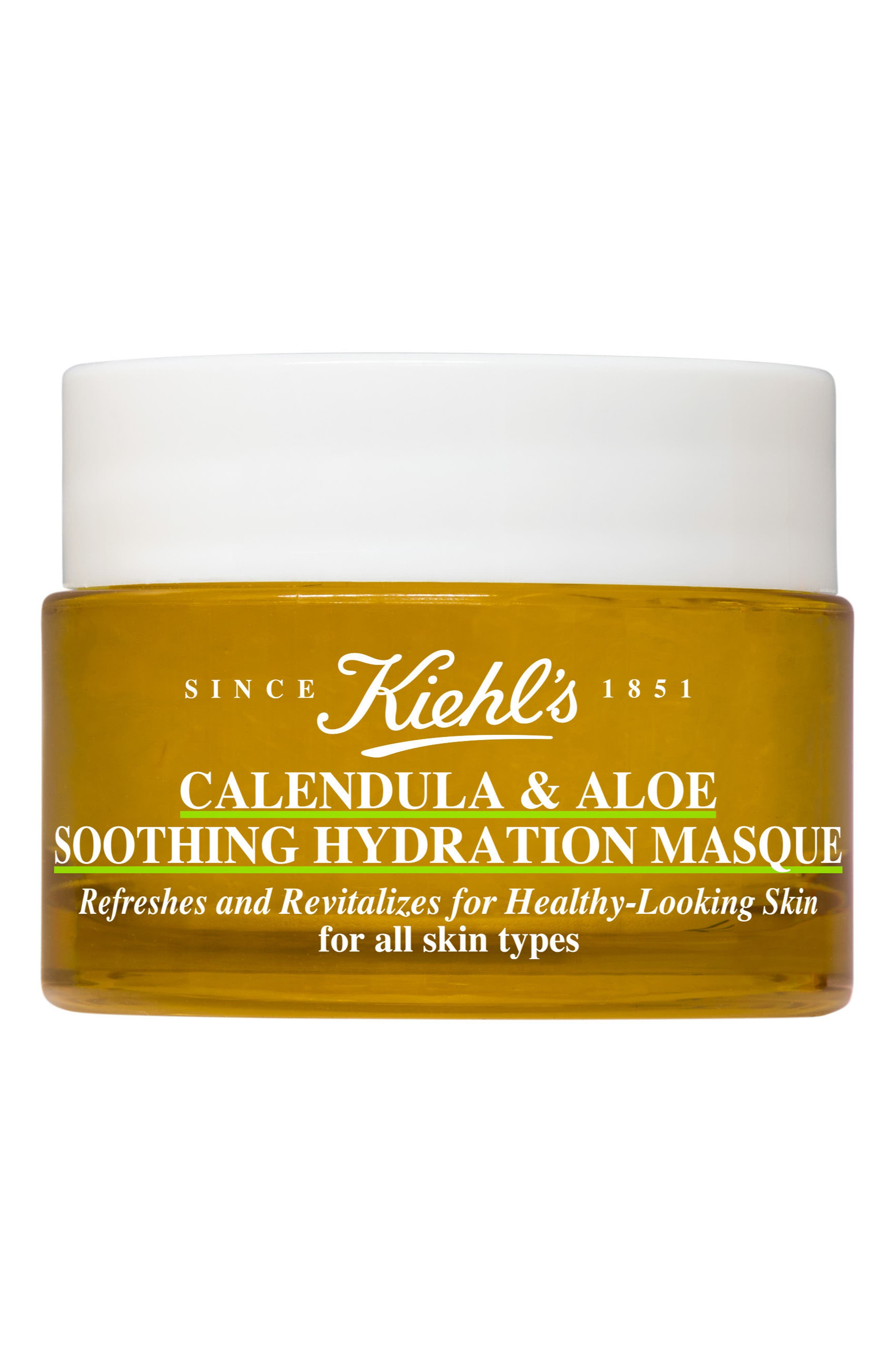 Main Image - Kiehl's Since 1851 Calendula & Aloe Soothing Hydration Masque
