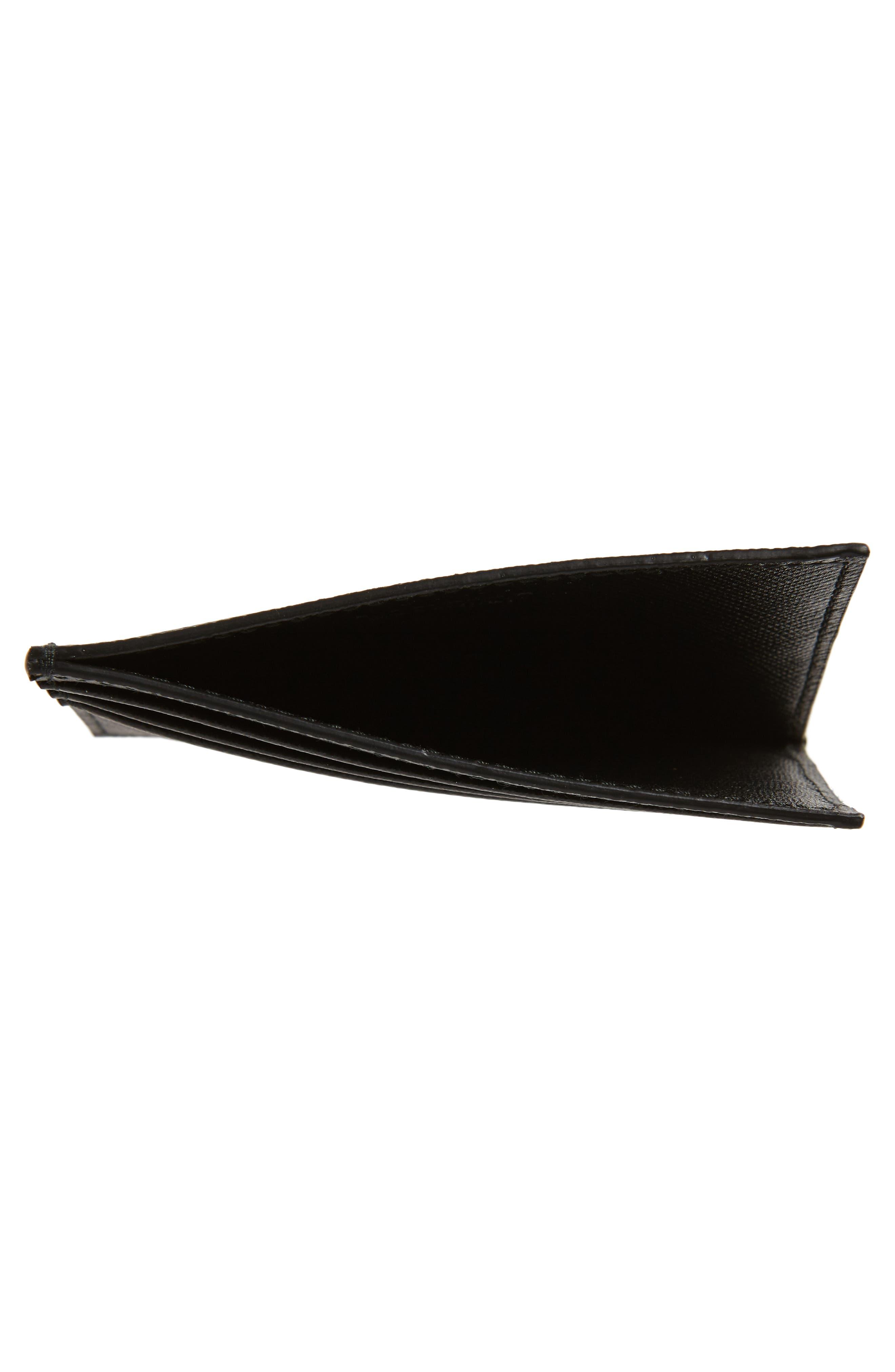 Alternate Image 3  - Prada Saffiano Leather Card Case