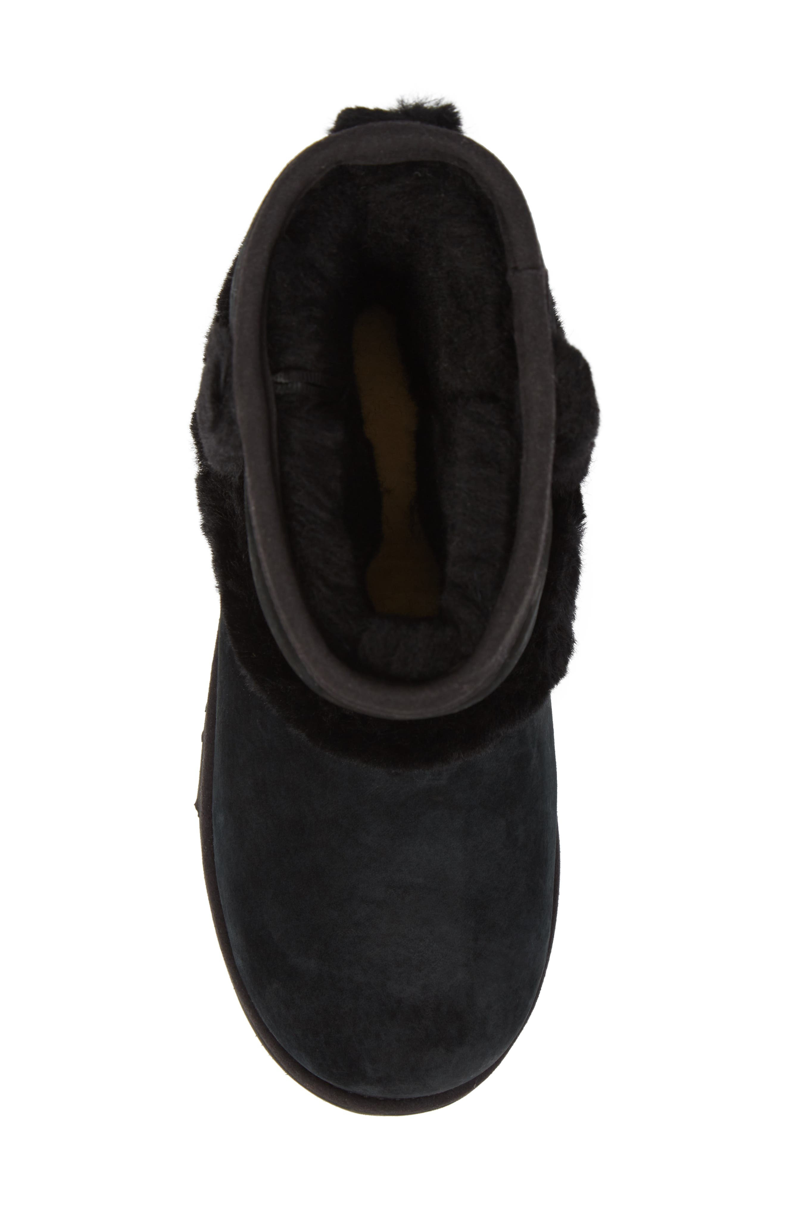 Hadley II Waterproof Boot,                             Alternate thumbnail 5, color,                             Black