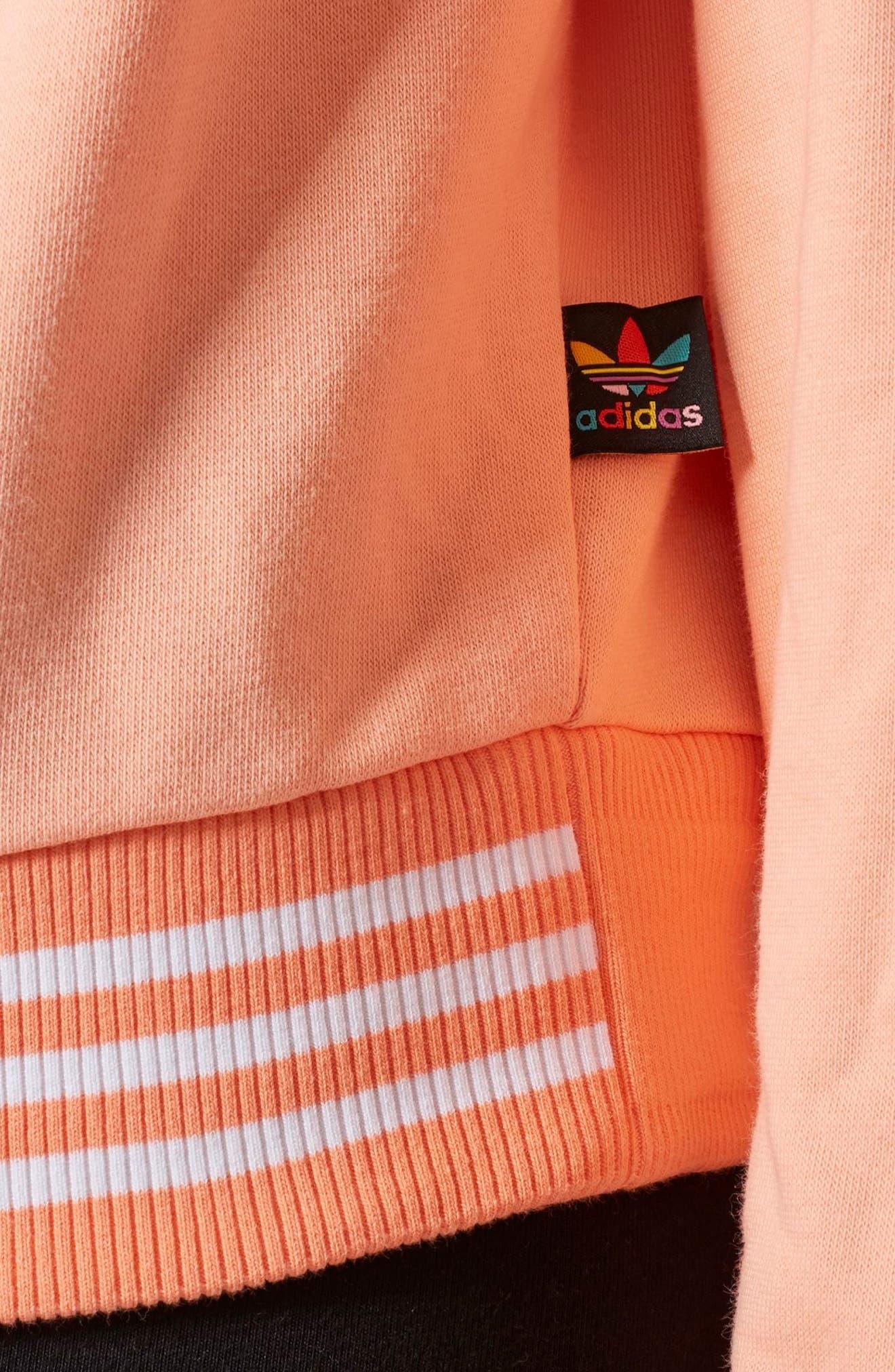 Alternate Image 5  - adidas Originals by Pharrell Williams HU Sweater