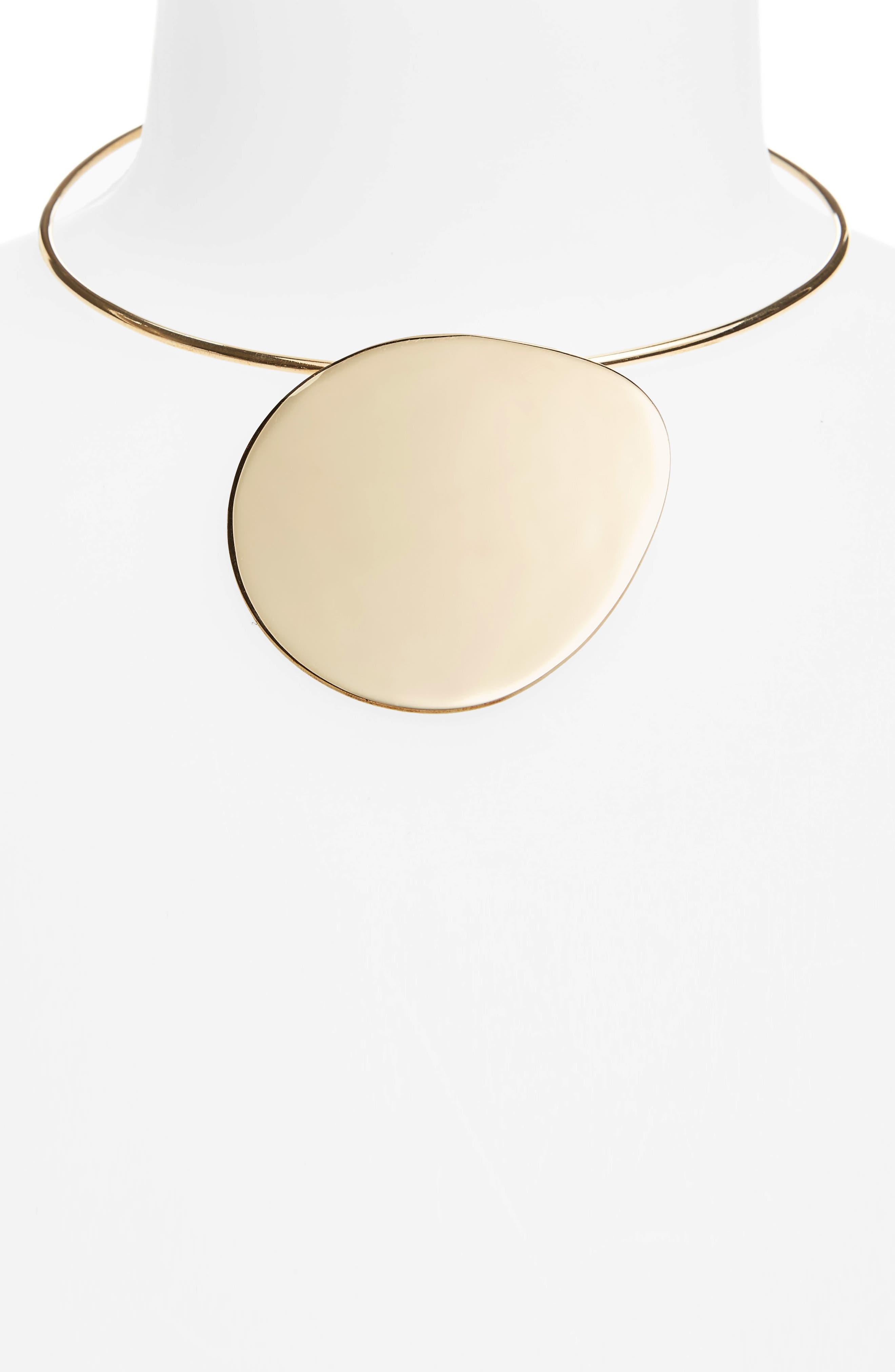Alternate Image 2  - FARIS Pendo Collar Necklace