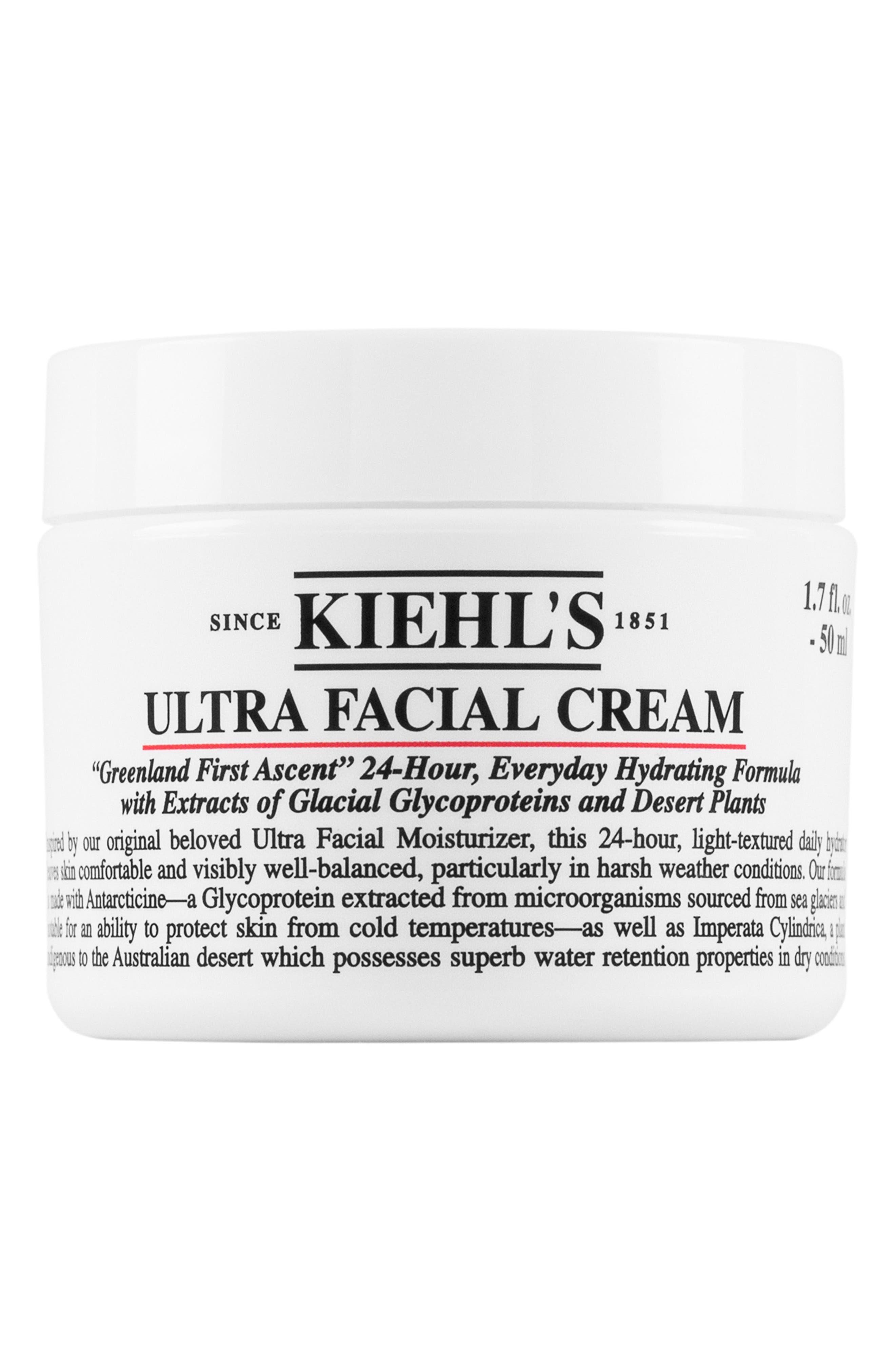 Ultra Facial Cream,                             Alternate thumbnail 2, color,                             No Color