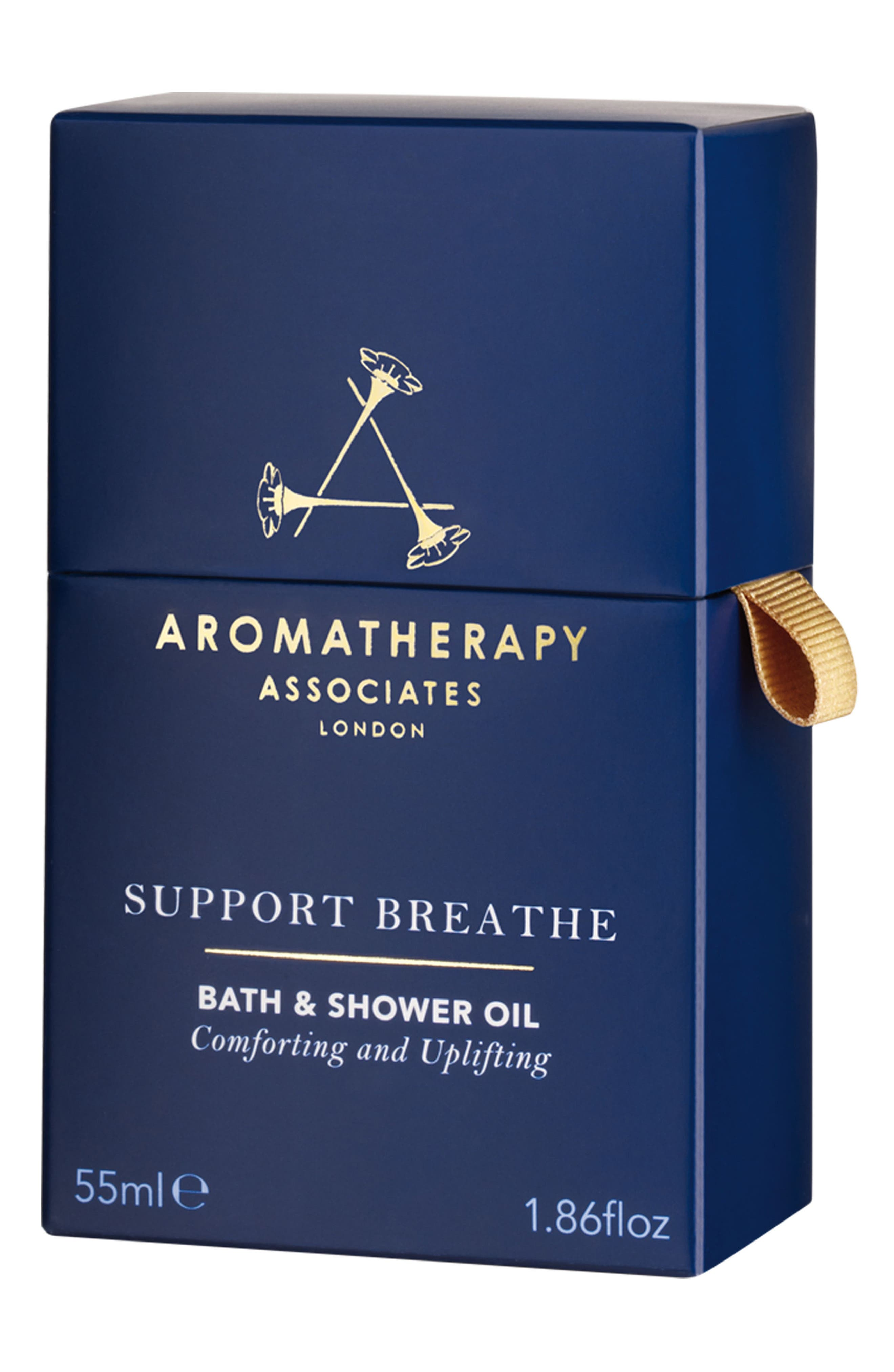 Support Breathe Bath & Shower Oil,                             Alternate thumbnail 3, color,                             Support Breathe