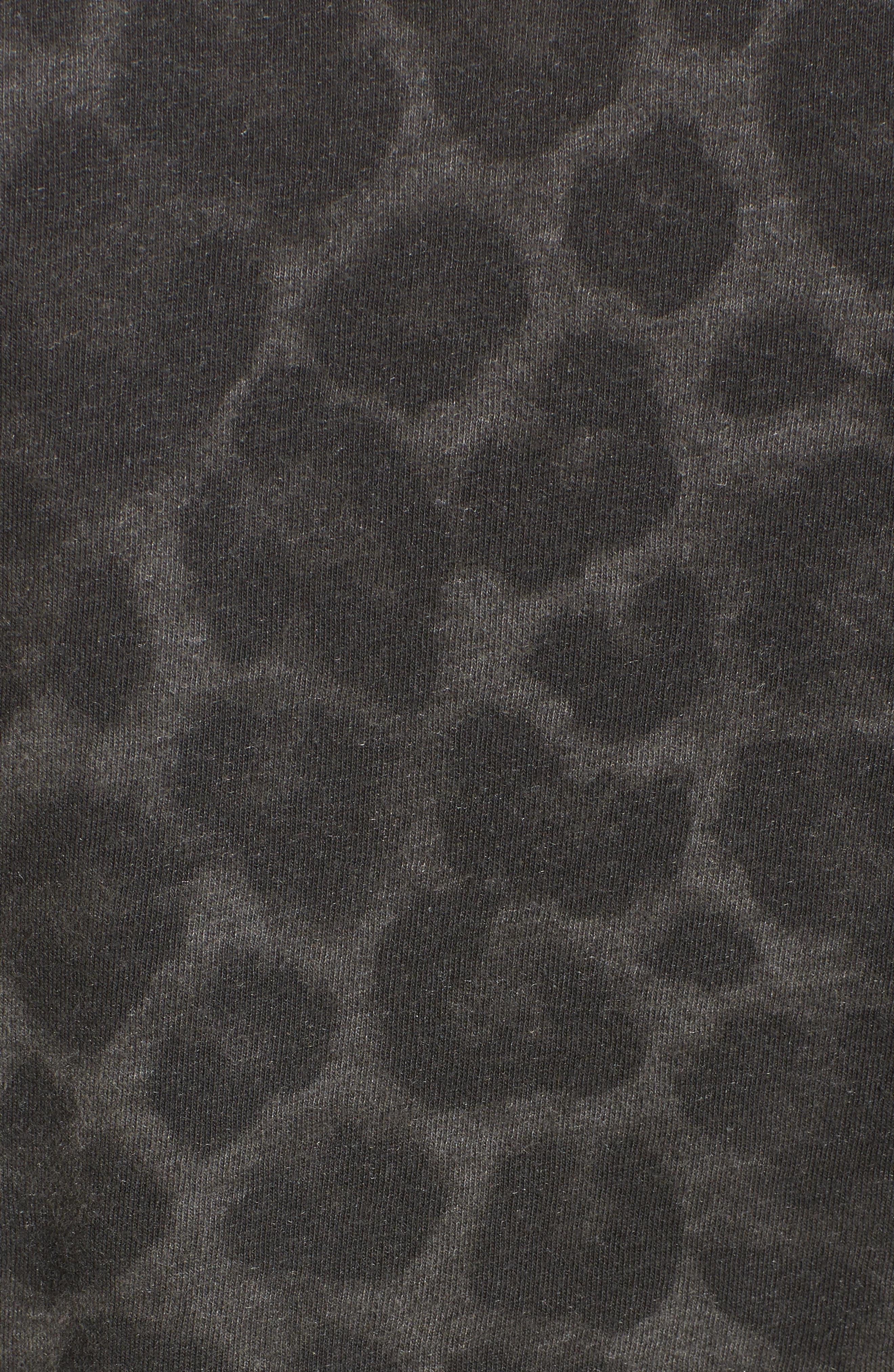 Choker Top,                             Alternate thumbnail 5, color,                             Leopard Print