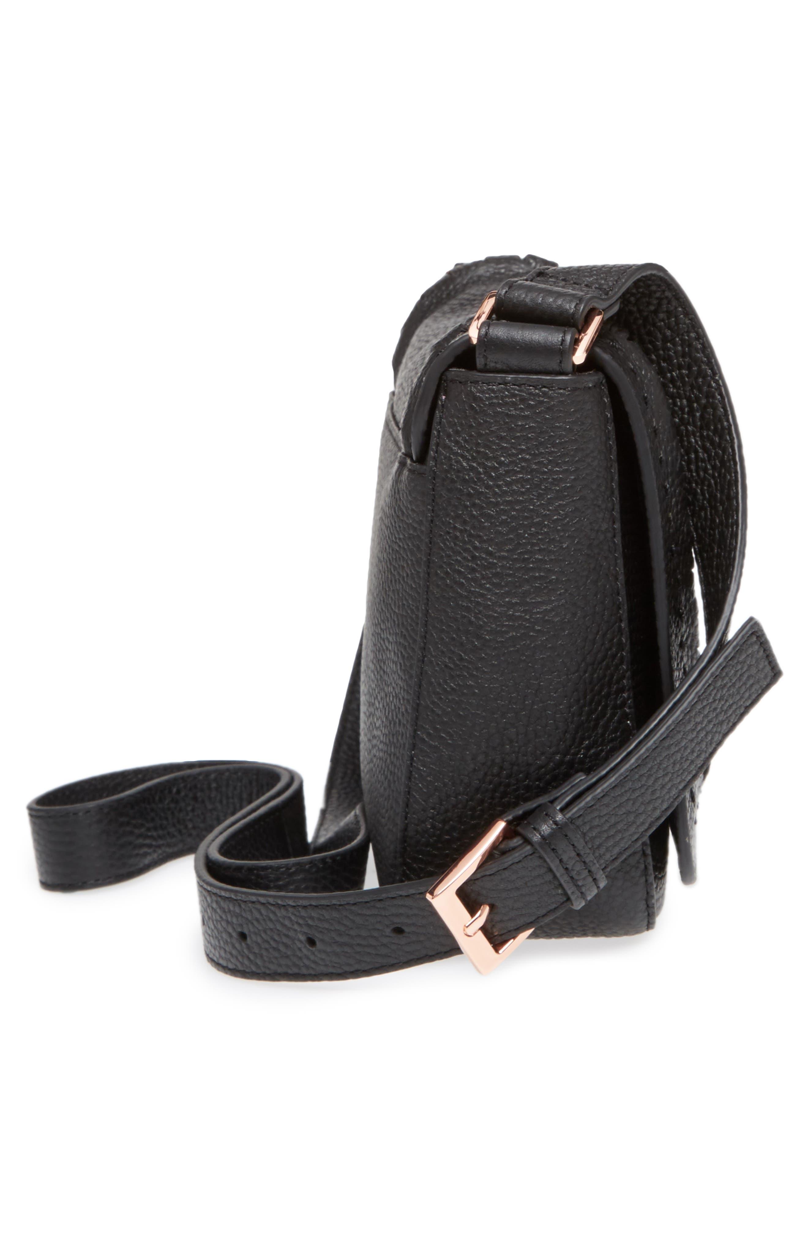 Alternate Image 5  - Ted Baker London Tippi Leather Crossbody Bag