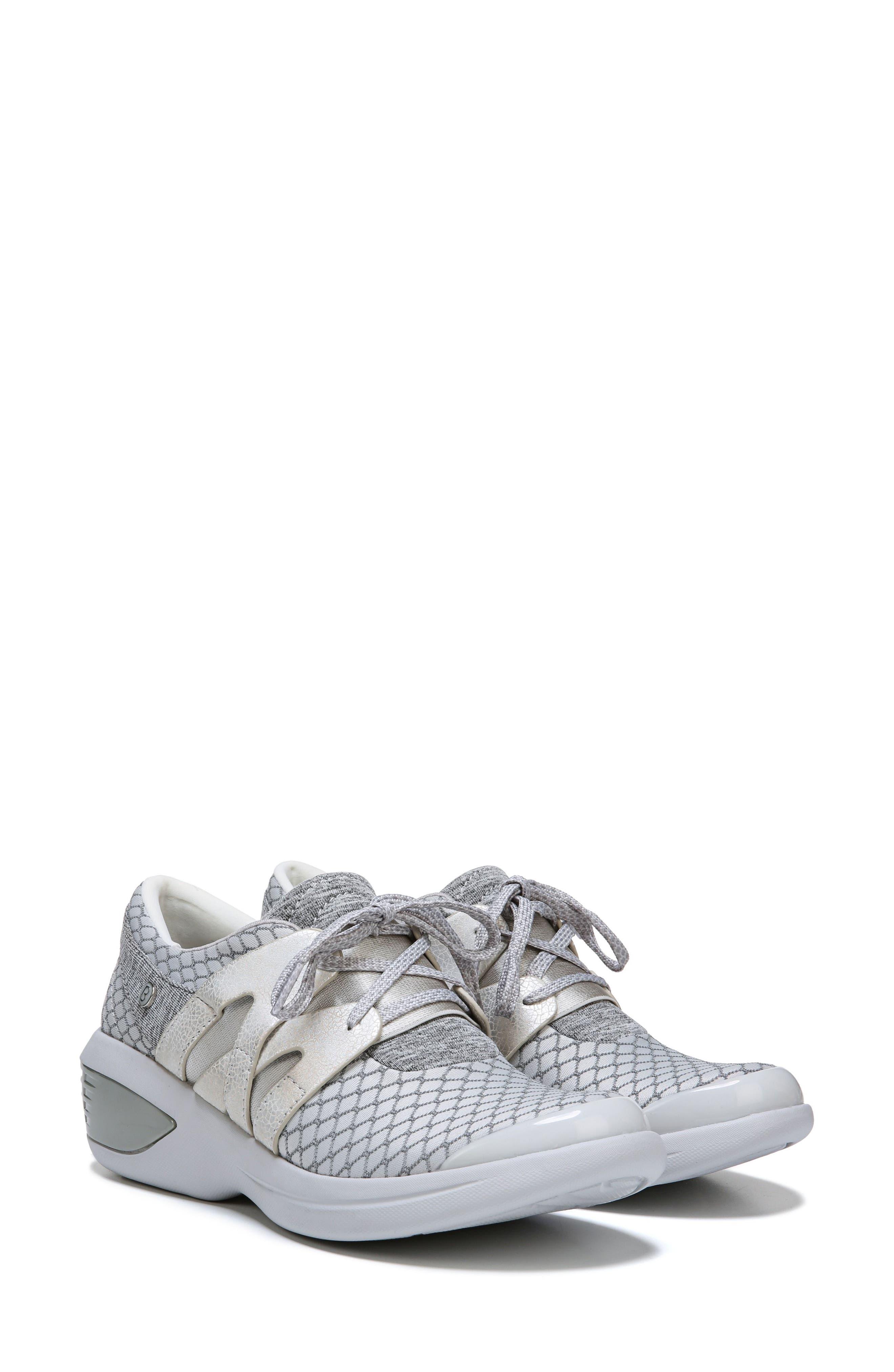 Flicker Sneaker,                             Alternate thumbnail 9, color,                             Grey Fabric