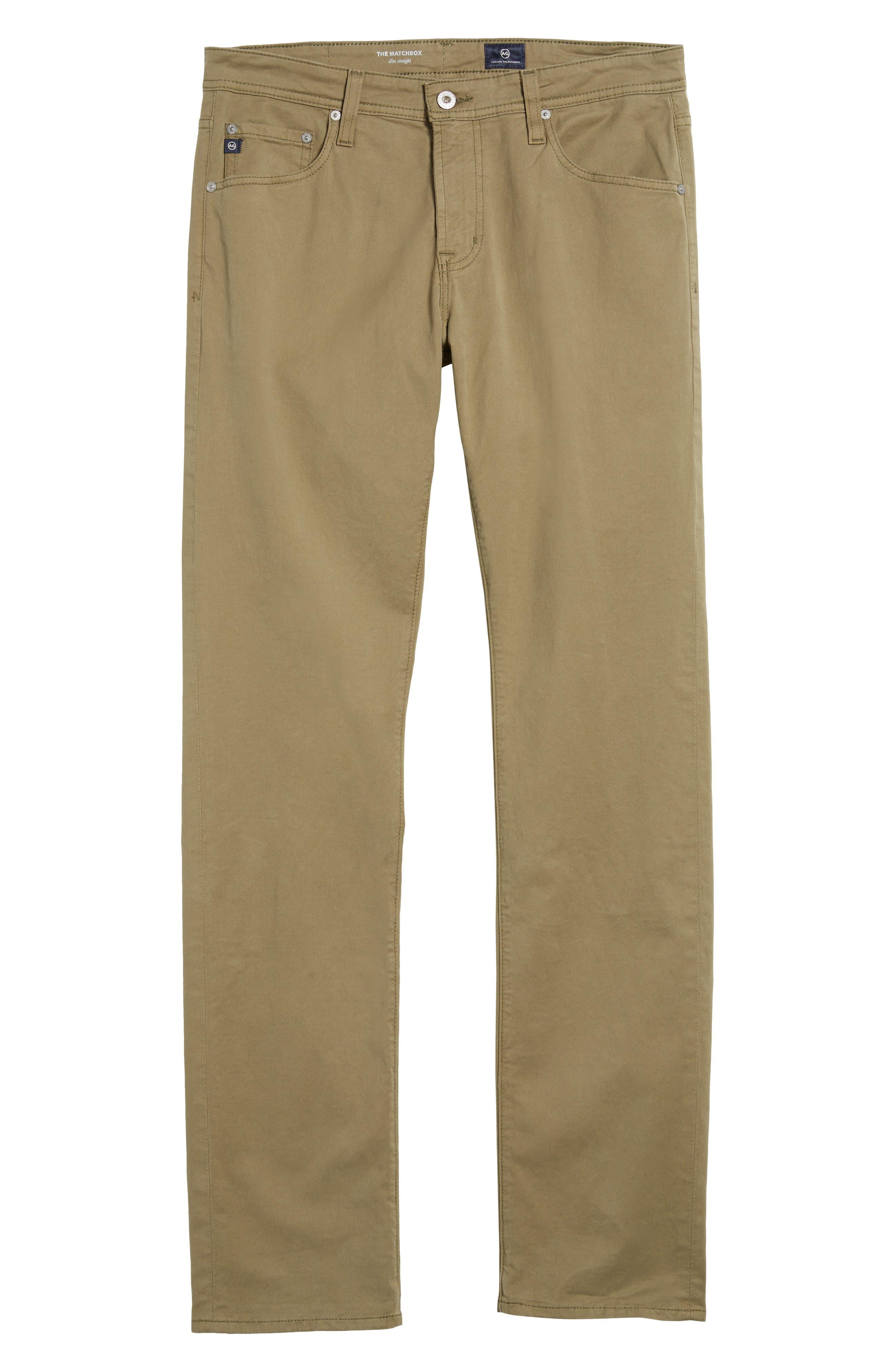 AG 'Matchbox BES' Slim Fit Pants