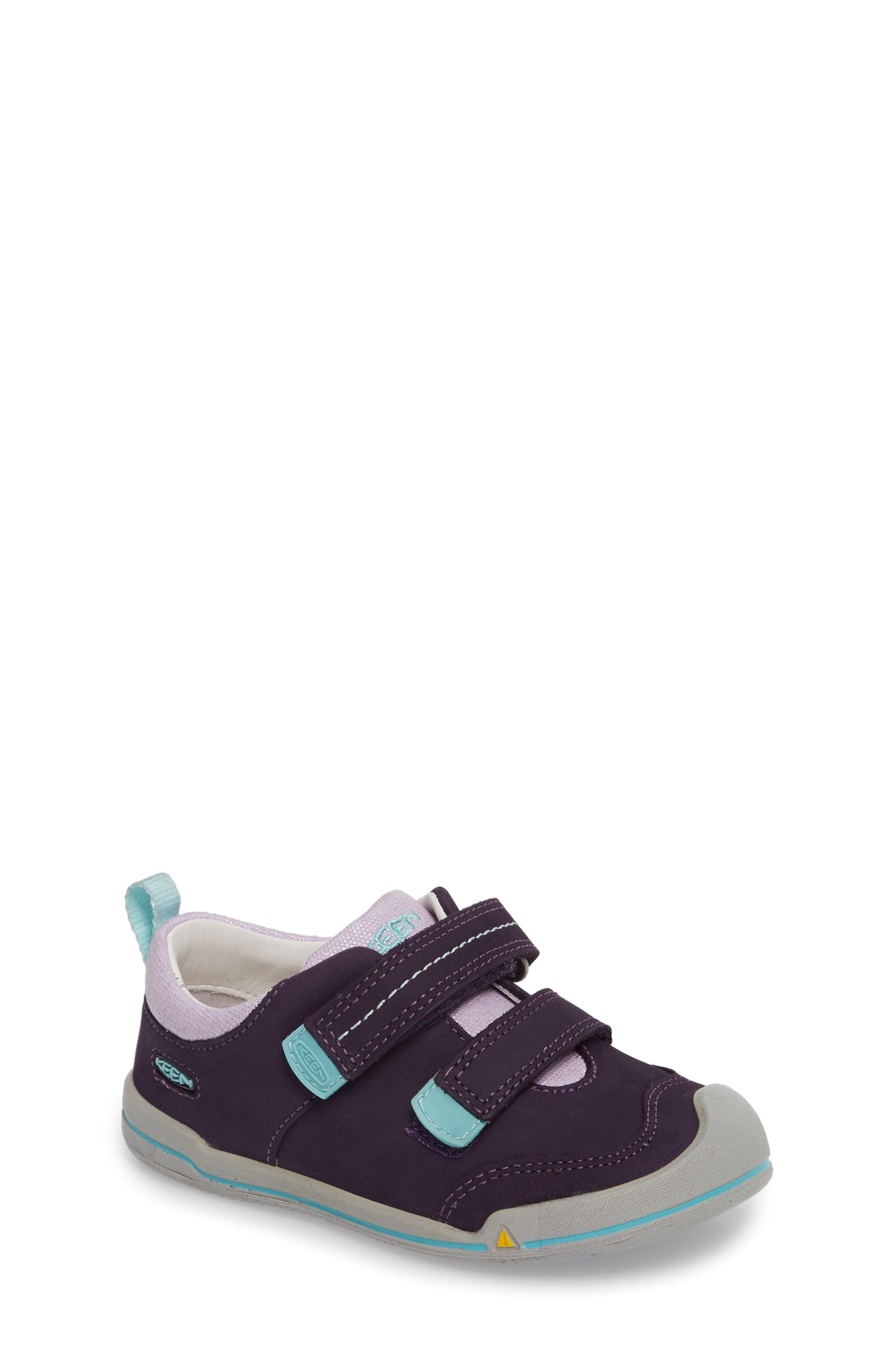 Keen Sprout Double Strap Sneaker (Walker & Toddler)